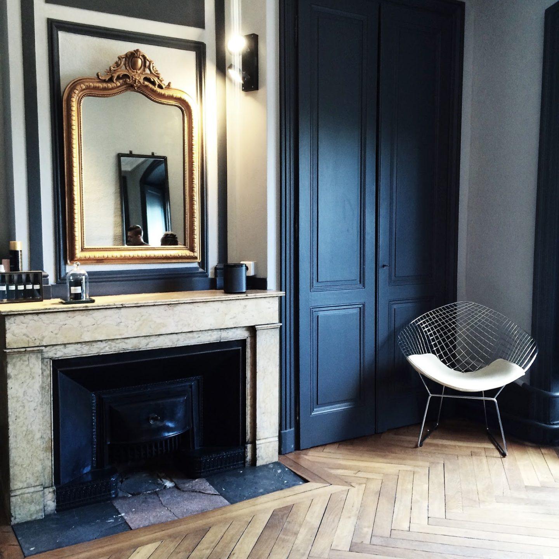 Rendez-vous chez Romain B // Salon de coiffure - Marie and Mood