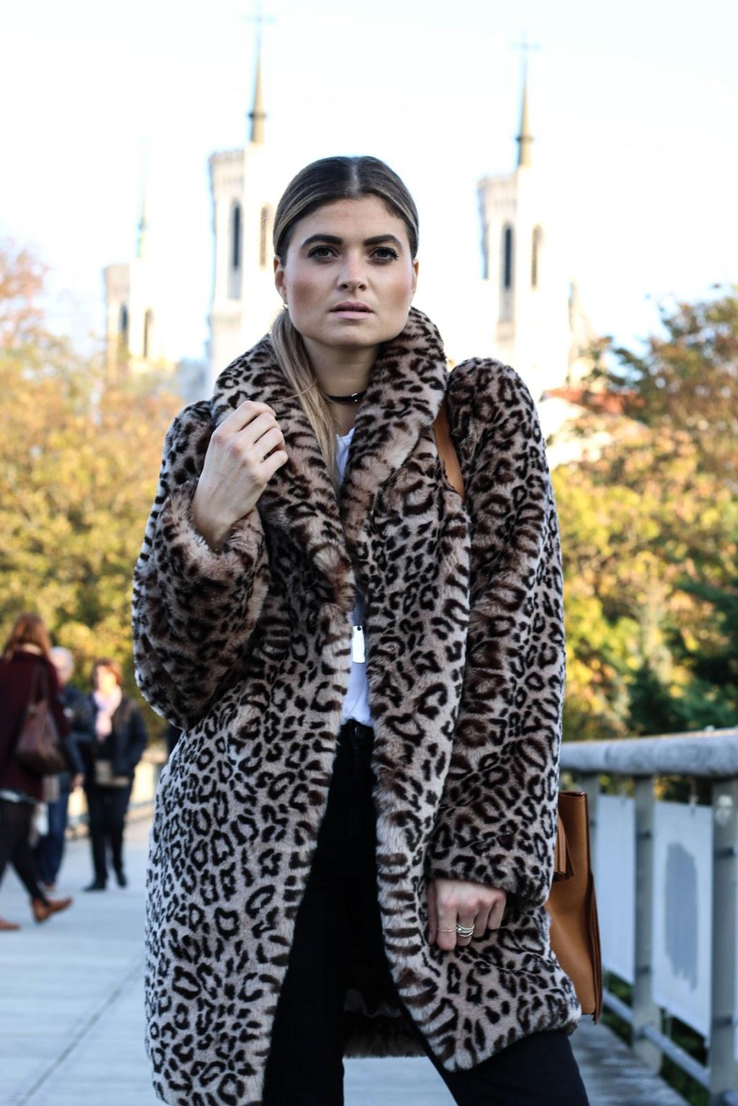 énorme réduction 82077 d2c92 Le cas du manteau léopard - Marie and Mood
