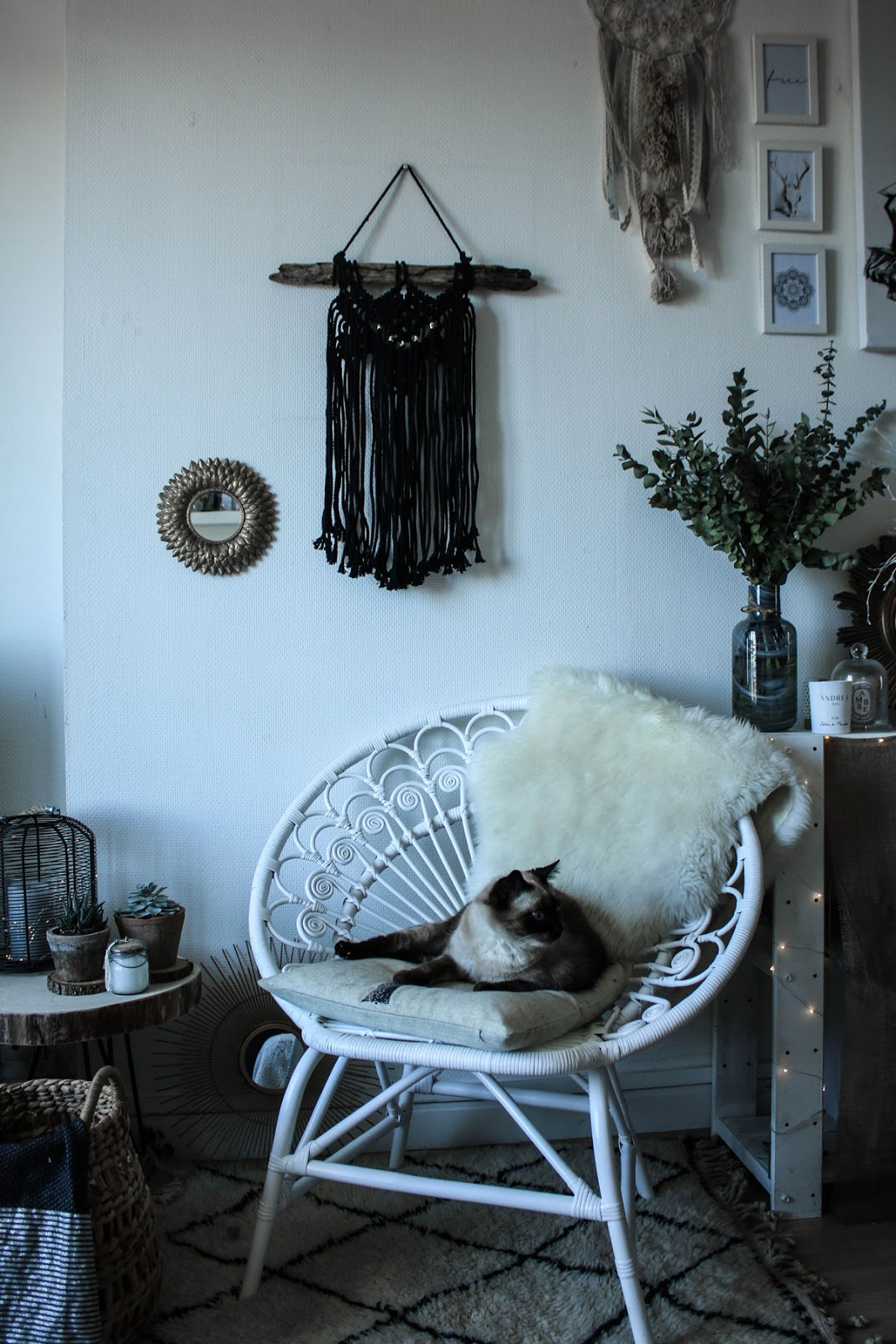 bohemian decoration x etsy marie and mood. Black Bedroom Furniture Sets. Home Design Ideas