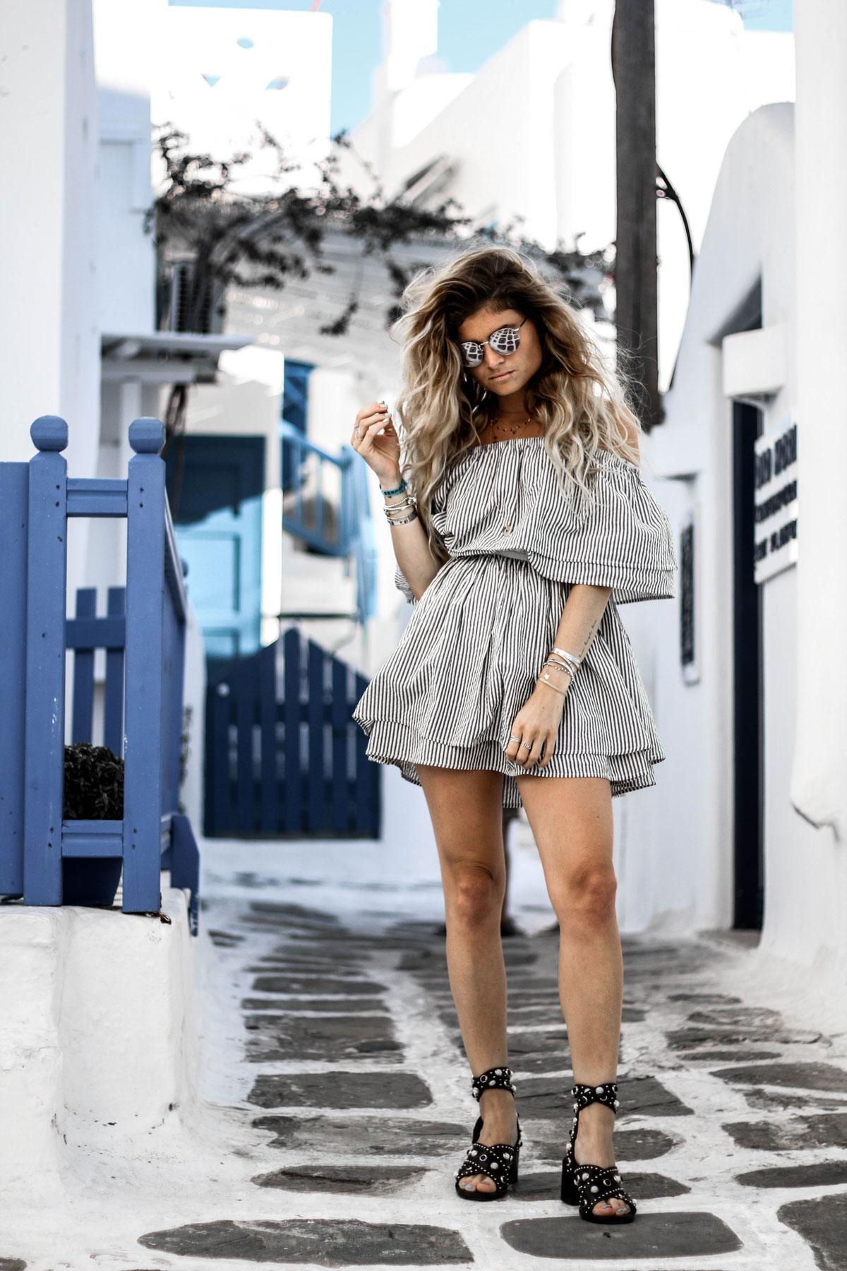 Robe Tularosa blog mode marie and mood