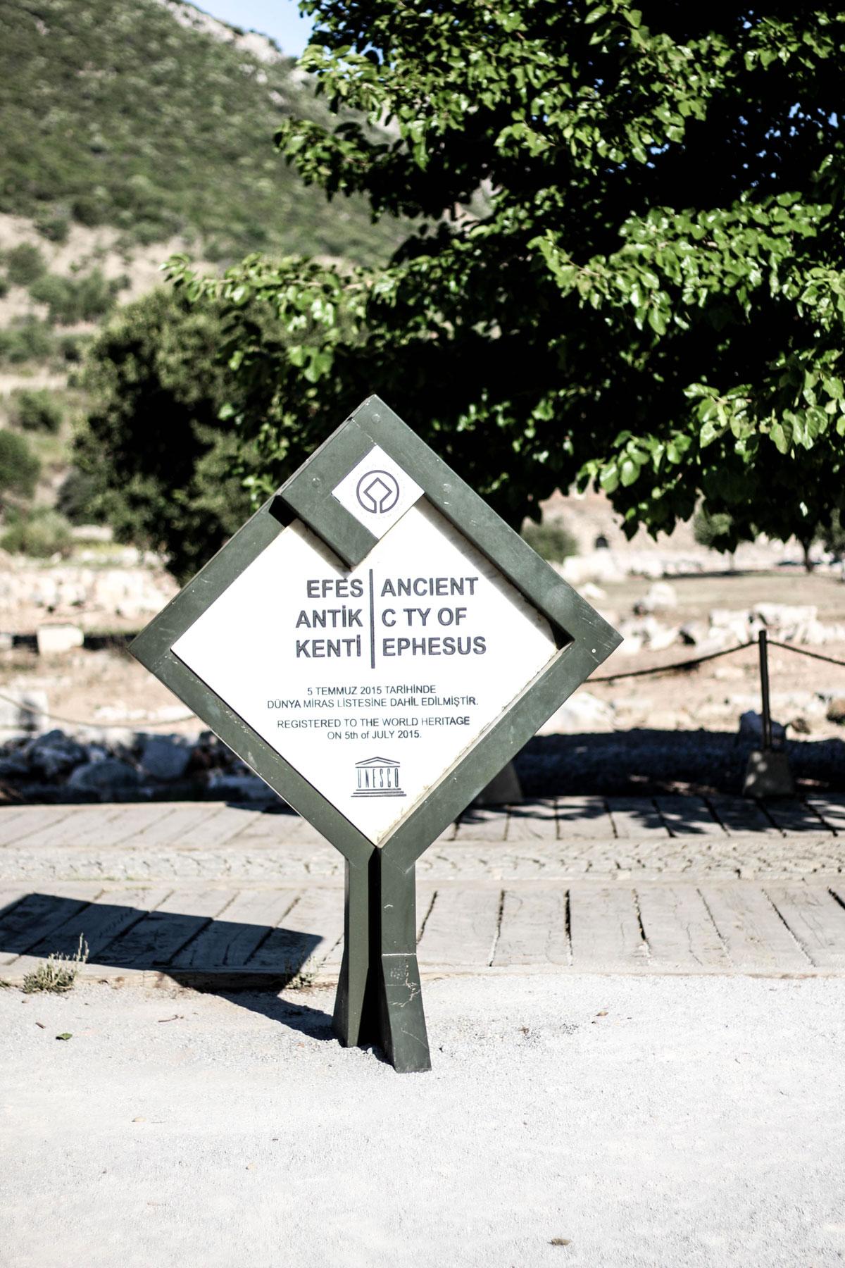 Ephèse site archéologique