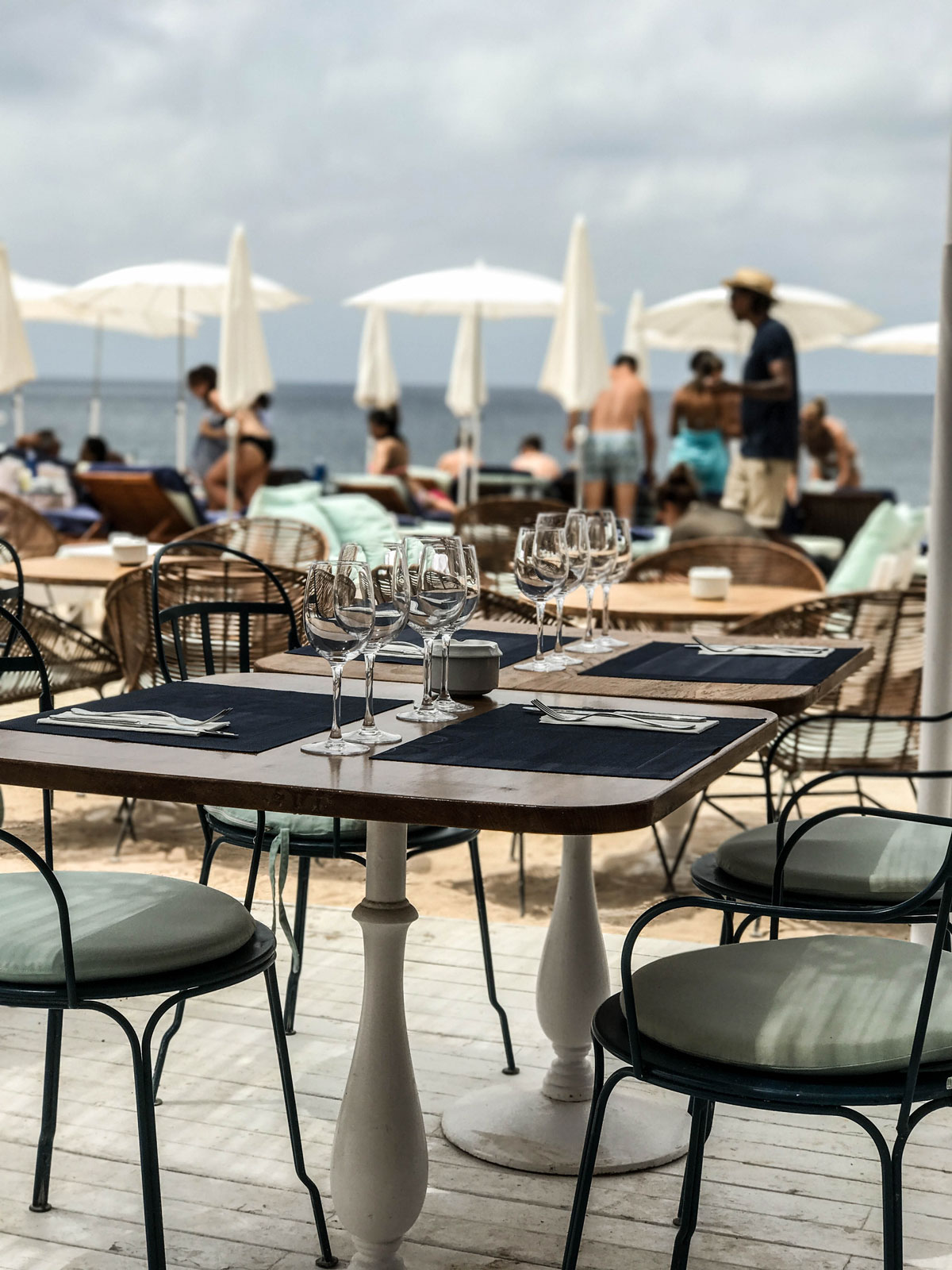 Experimental Beach Ibiza Voyage Marie and Mood