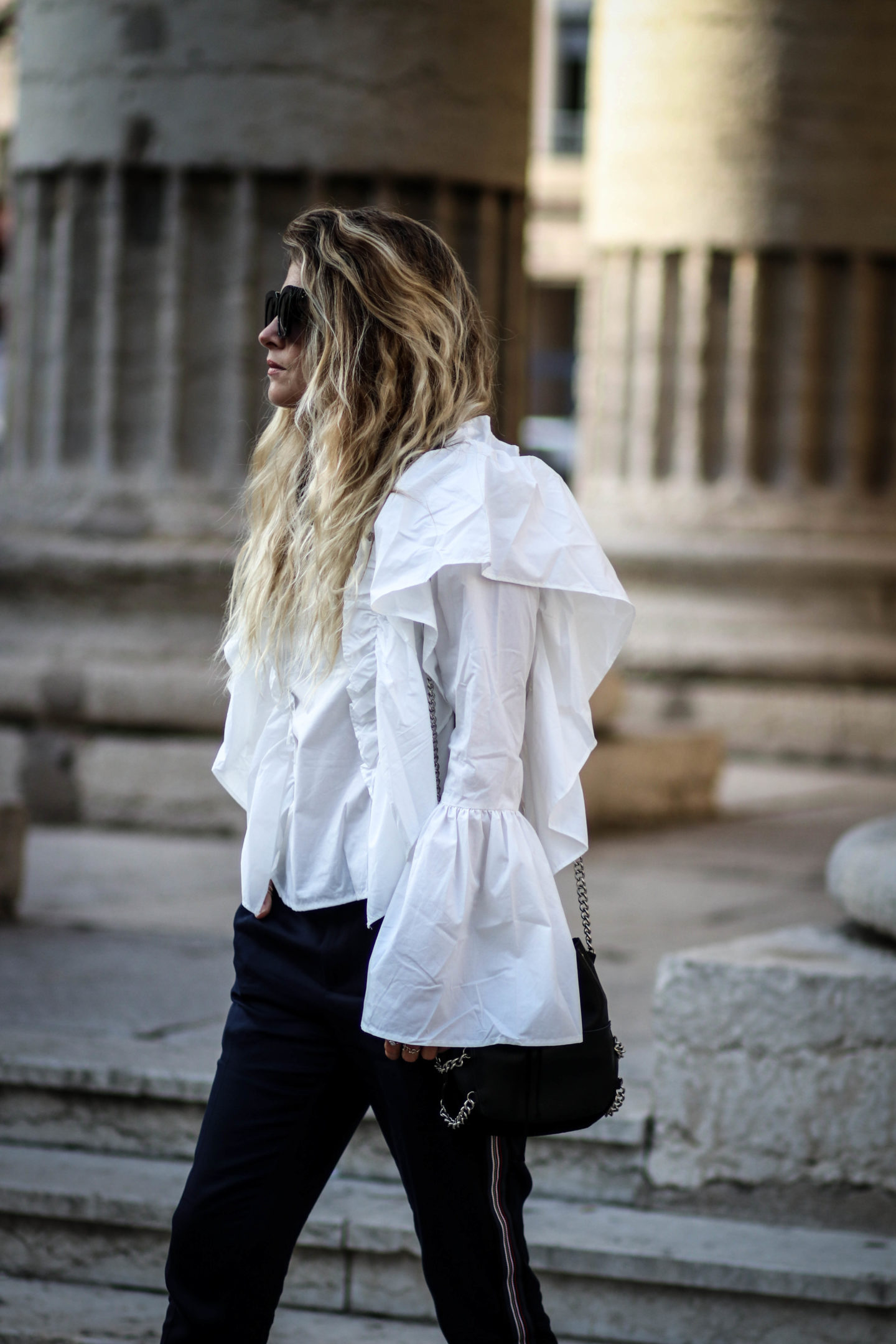 chemise MissGuided marie and mood blog mode