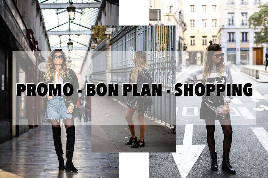 bon plan shopping marie and mood blog mode