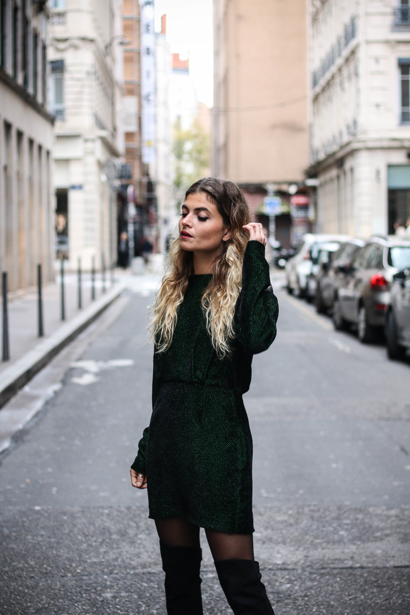 robe verte &otherstories