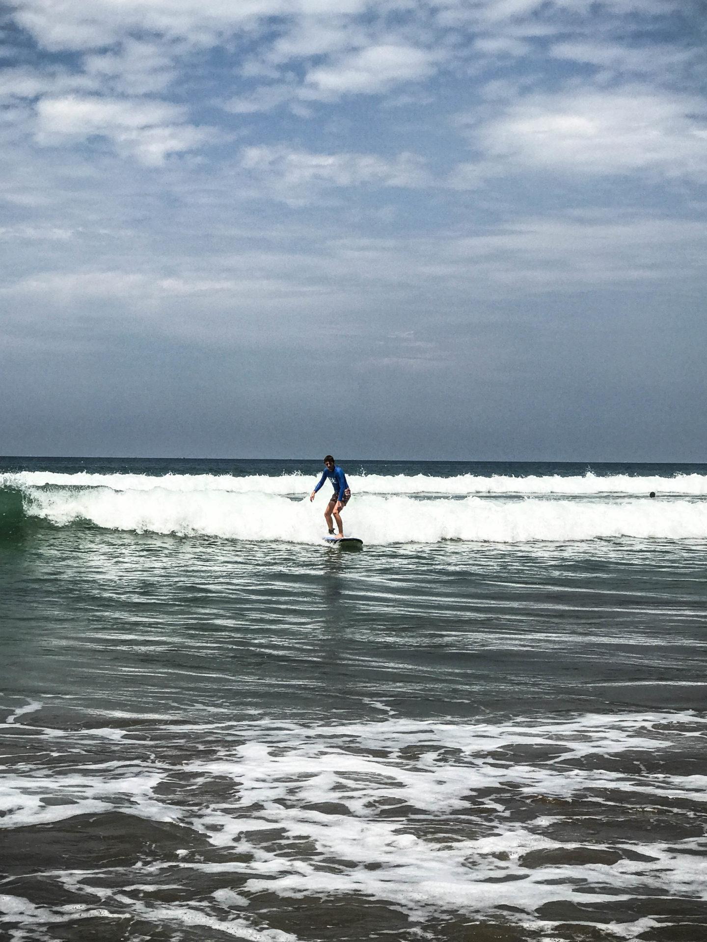 Beach Ocean Surf Bali