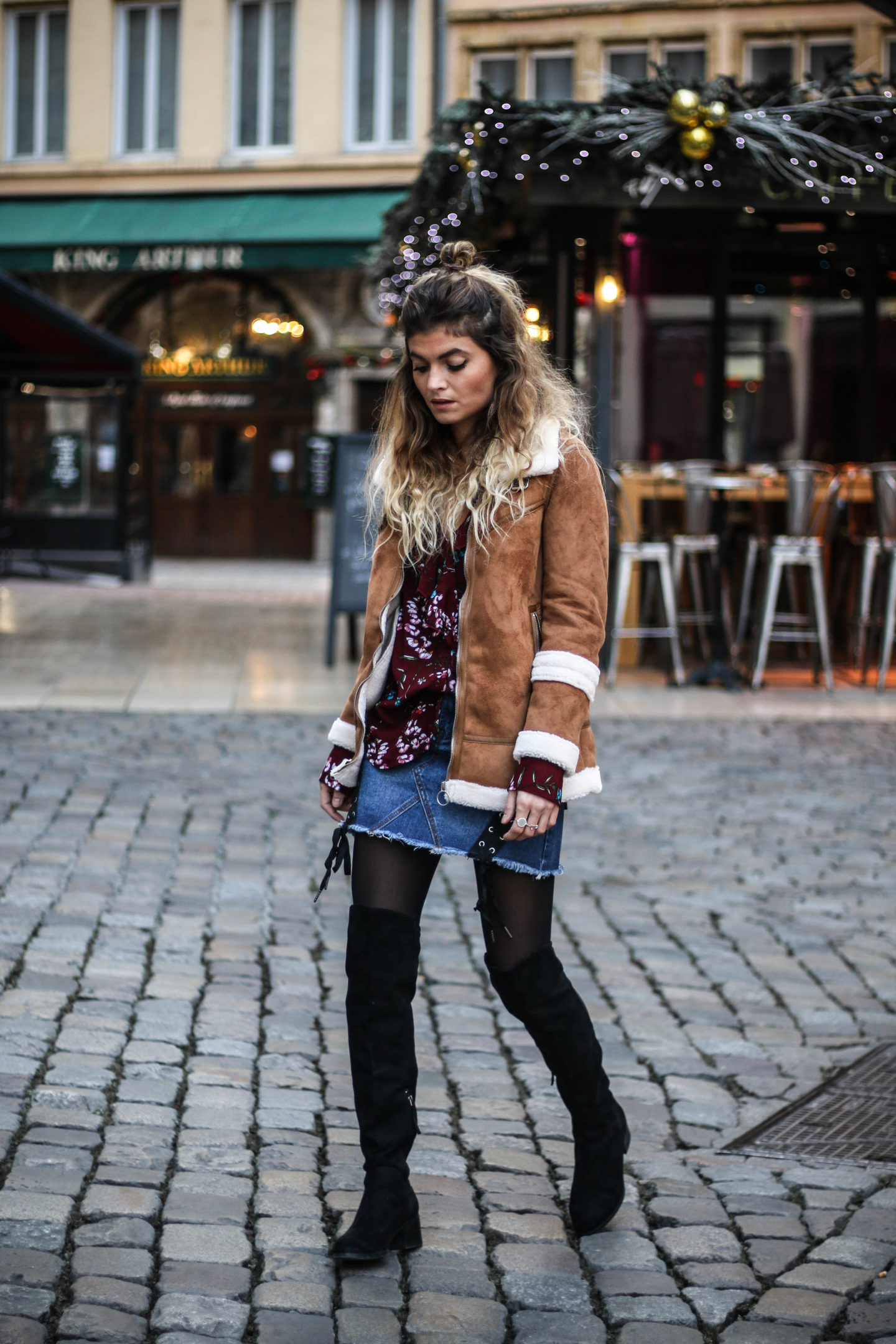 french blogger marie and mood