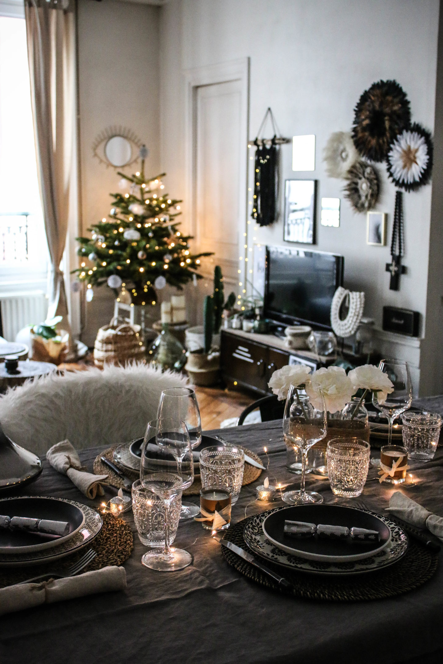inspiration table de Noël marie and mood