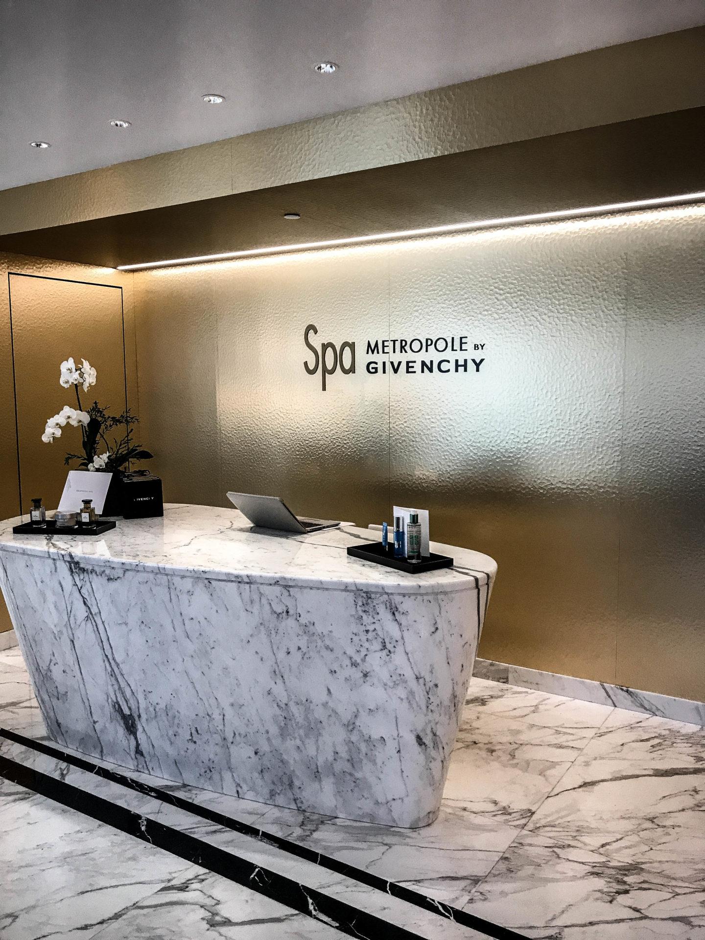 Spa Métropole Givenchy