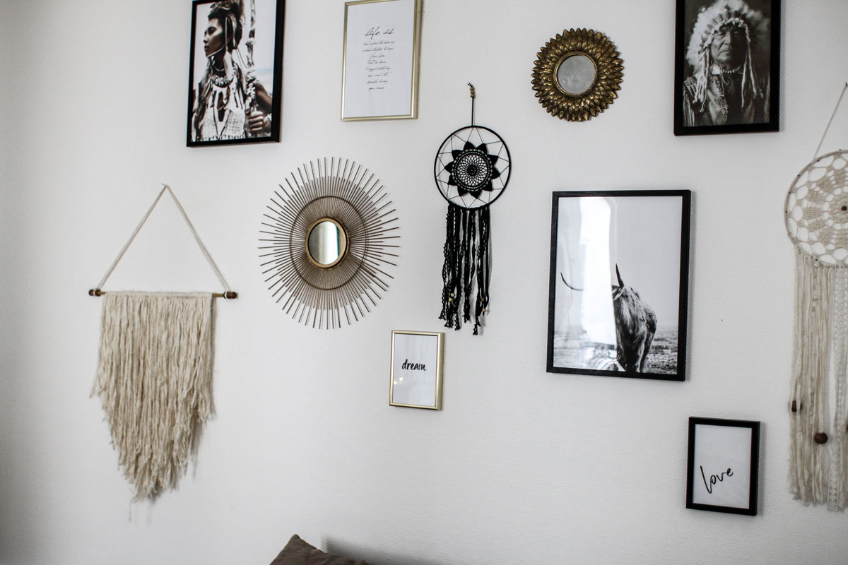 dÉco #1 - chambre/salon - marie and mood - blog lifestyle