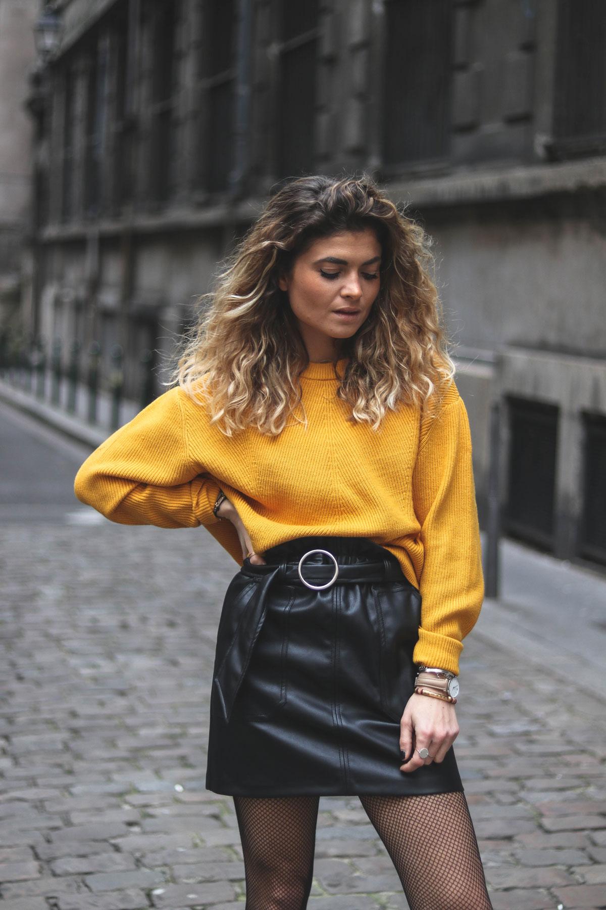 tendance couleur jaune printemps 2018 marie and mood