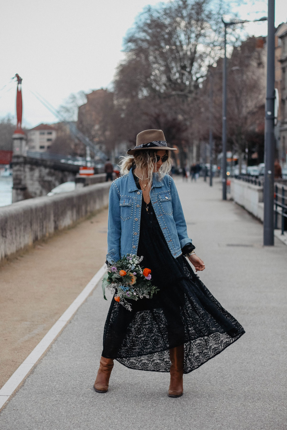 Marie and Mood fashion blogger