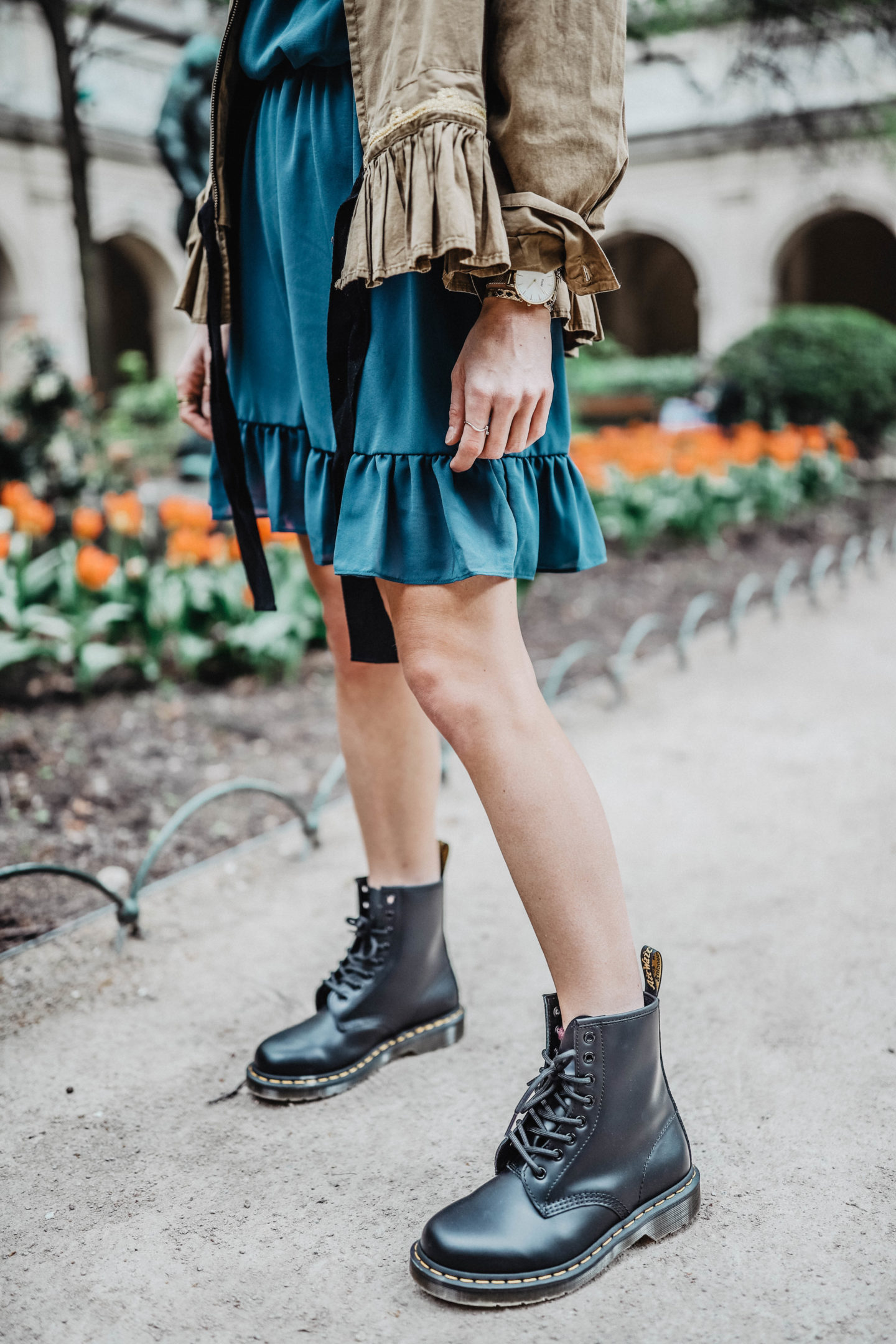 Tendance Dr Martens marie and mood