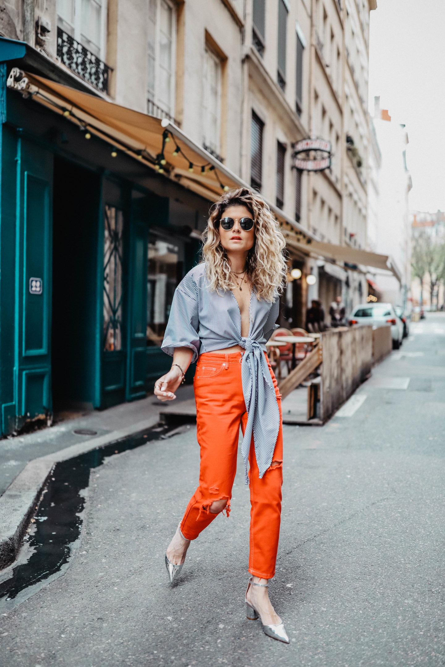 tenue de printemps femme marie and mood blog