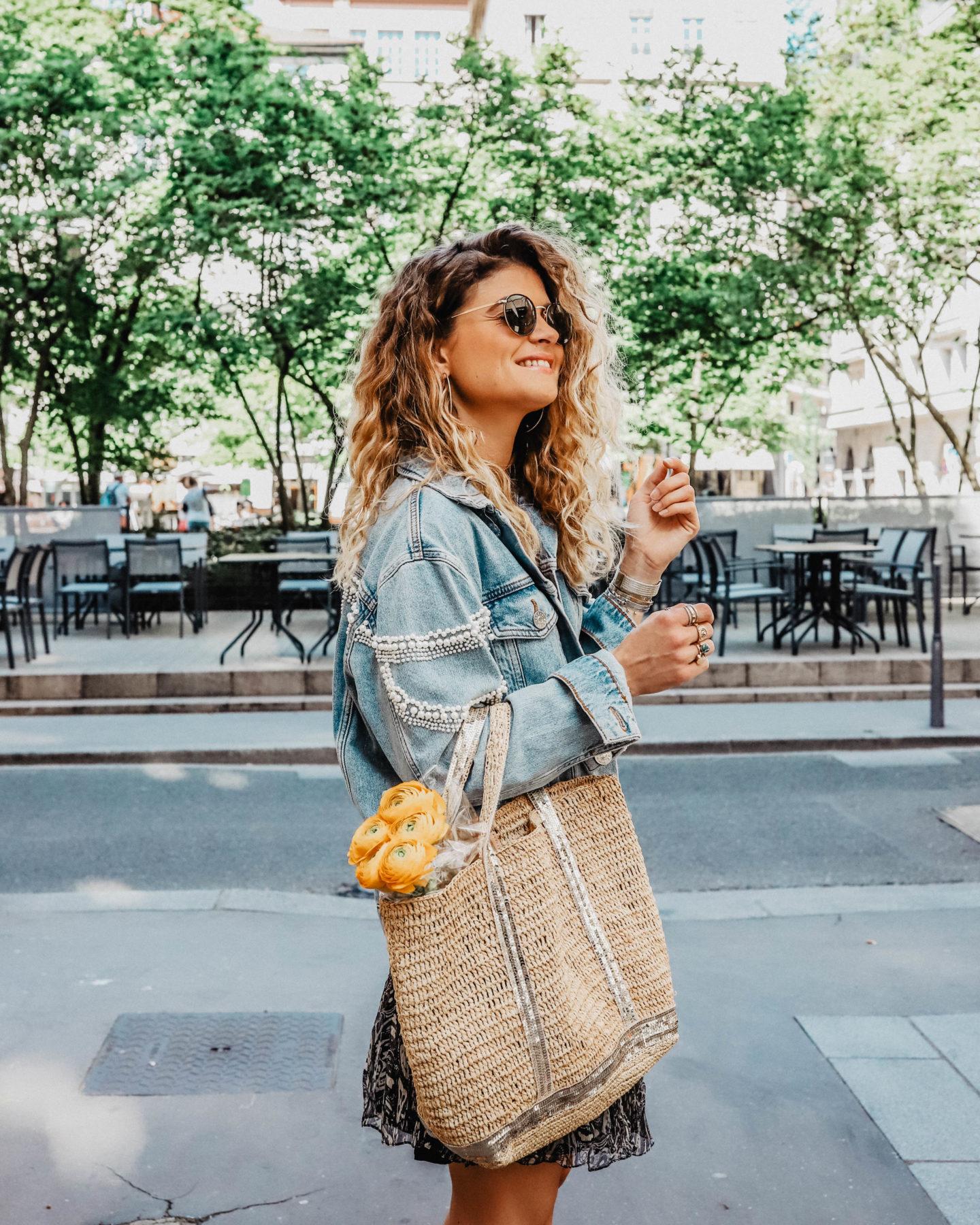 sac Vanessa Bruno en rafiat marie and mood blog mode