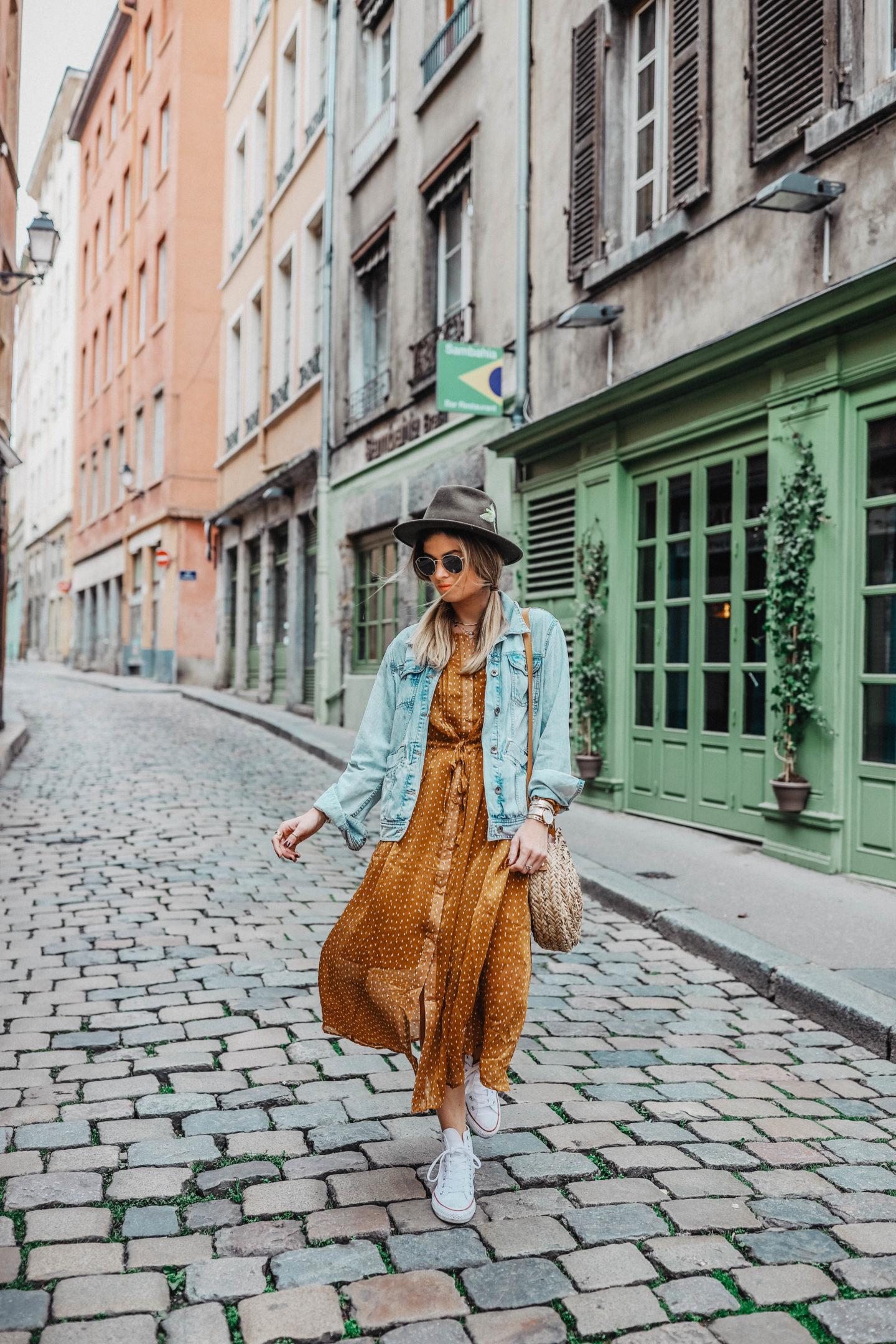 Tenue de printemps marie and mood blog