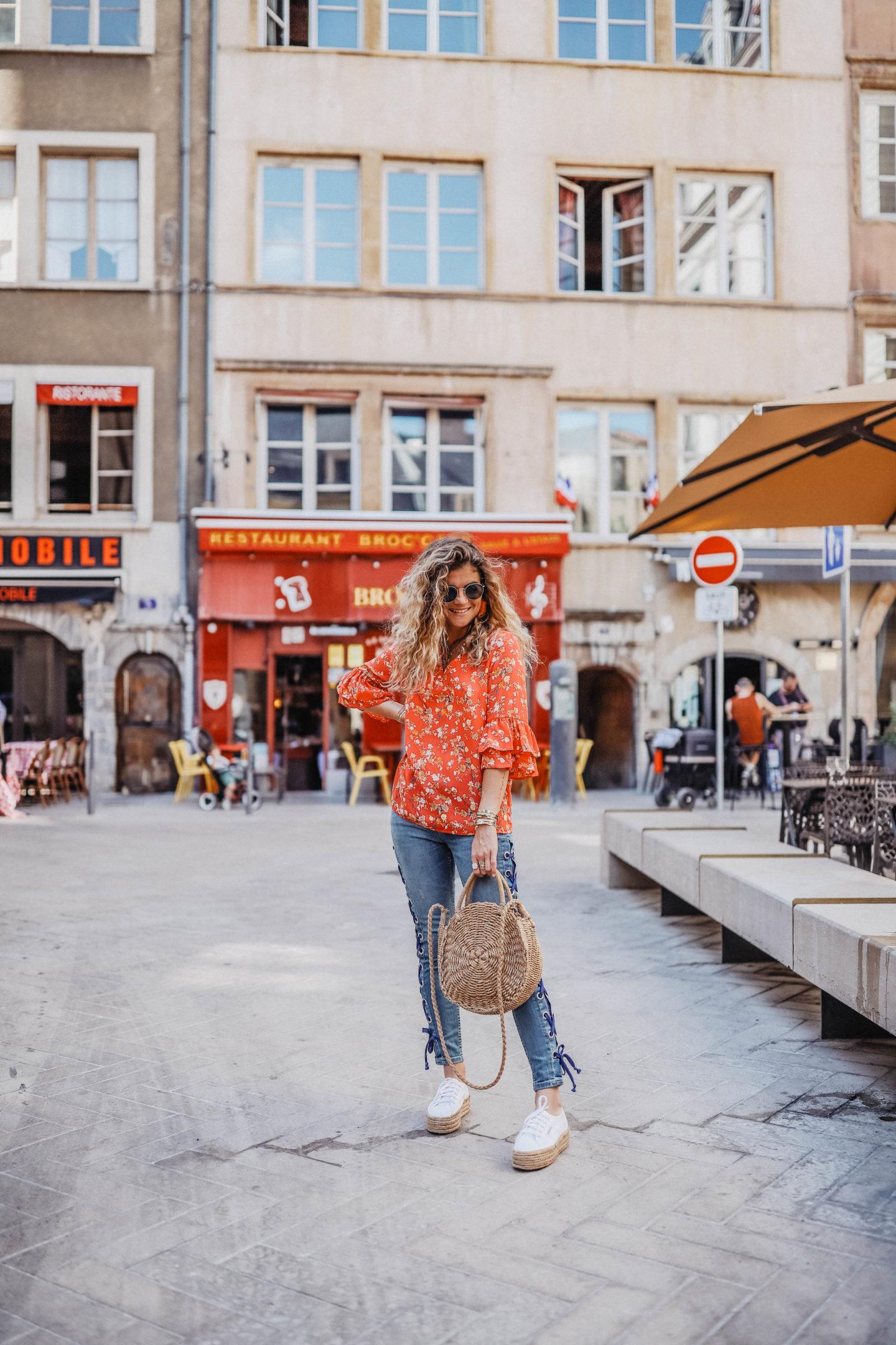 Idée look d'été femmes marie and mood blog mode