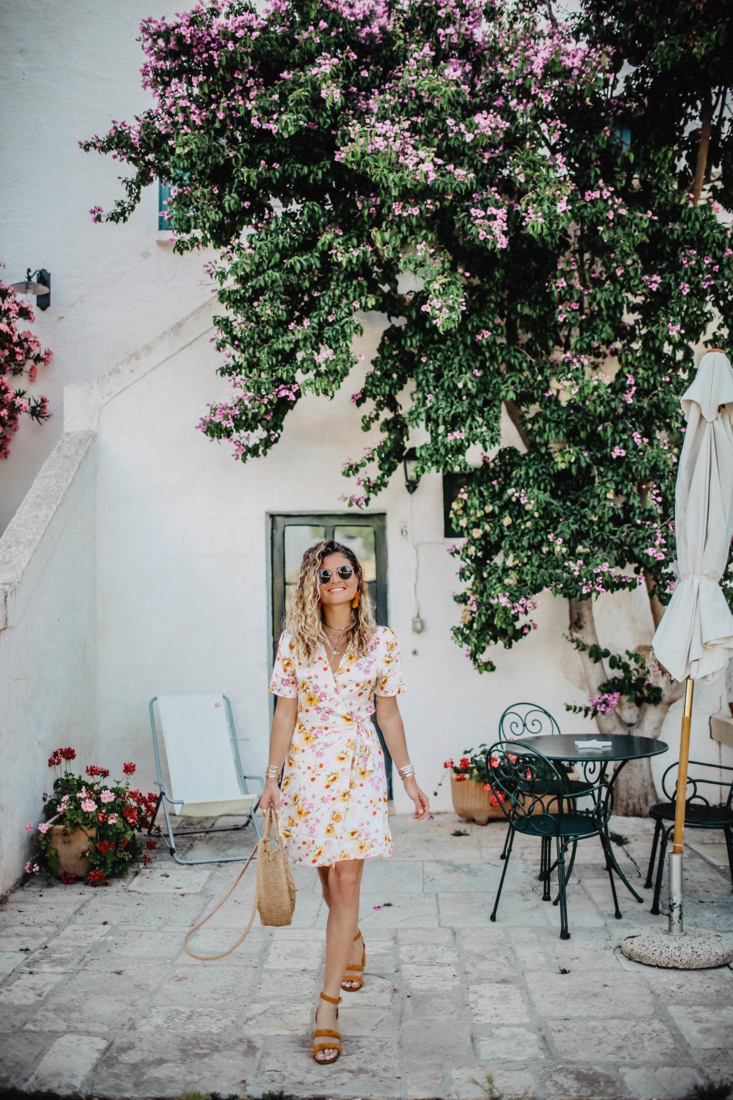 tenue pour le printemps femme marie and mood blog mode