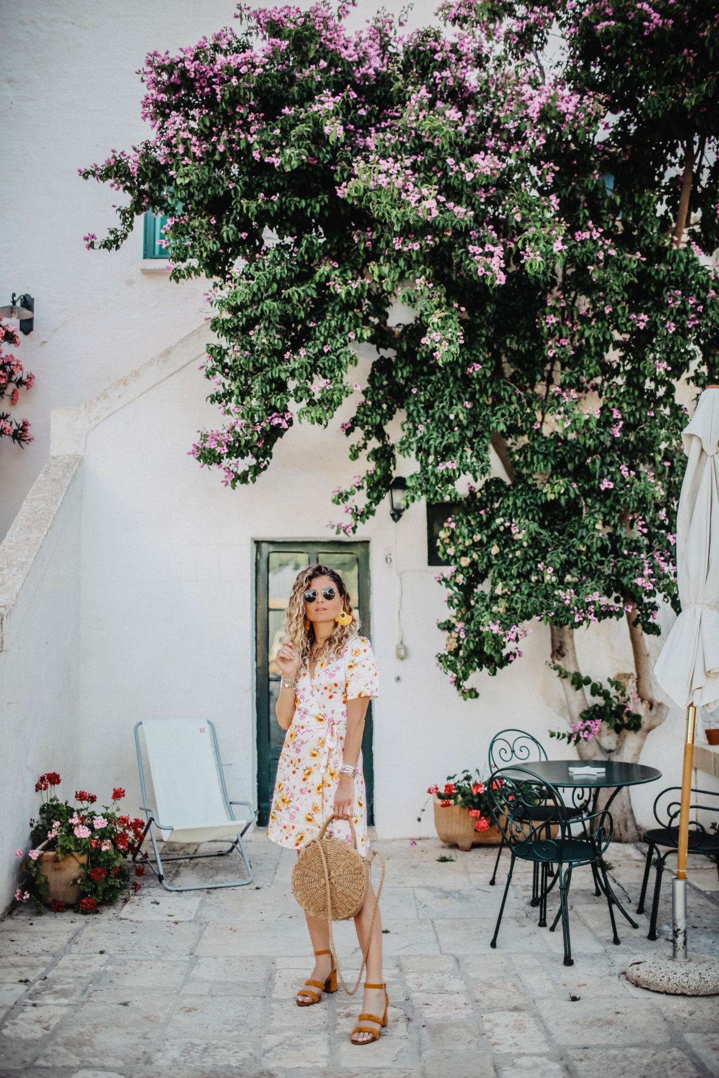 blogueuse mode marie and mood Lyon Paris