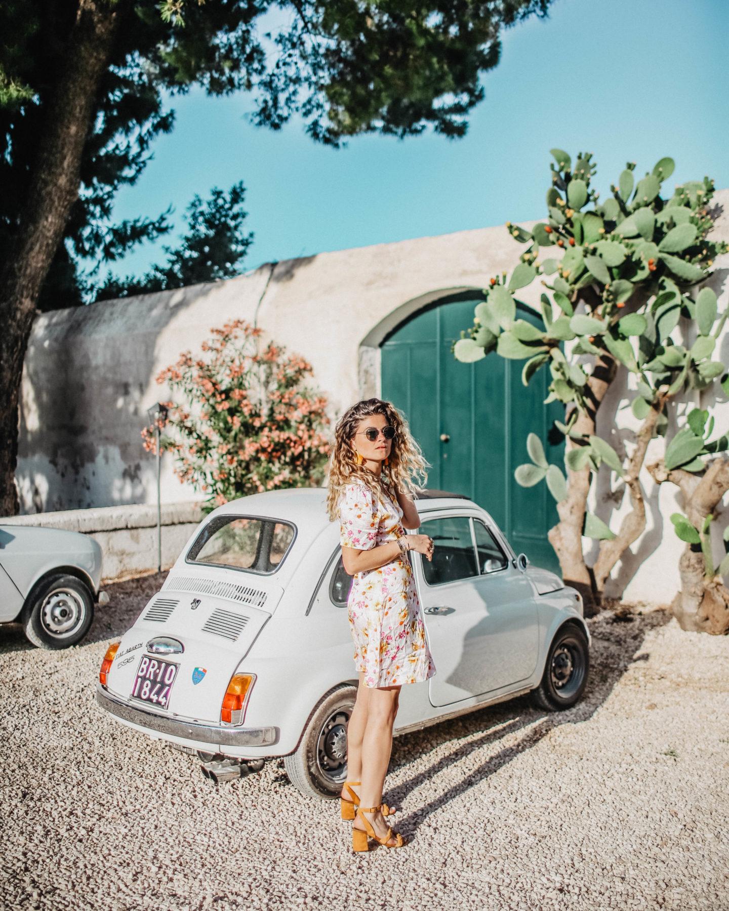 Look en Italie marie and mood blog mode