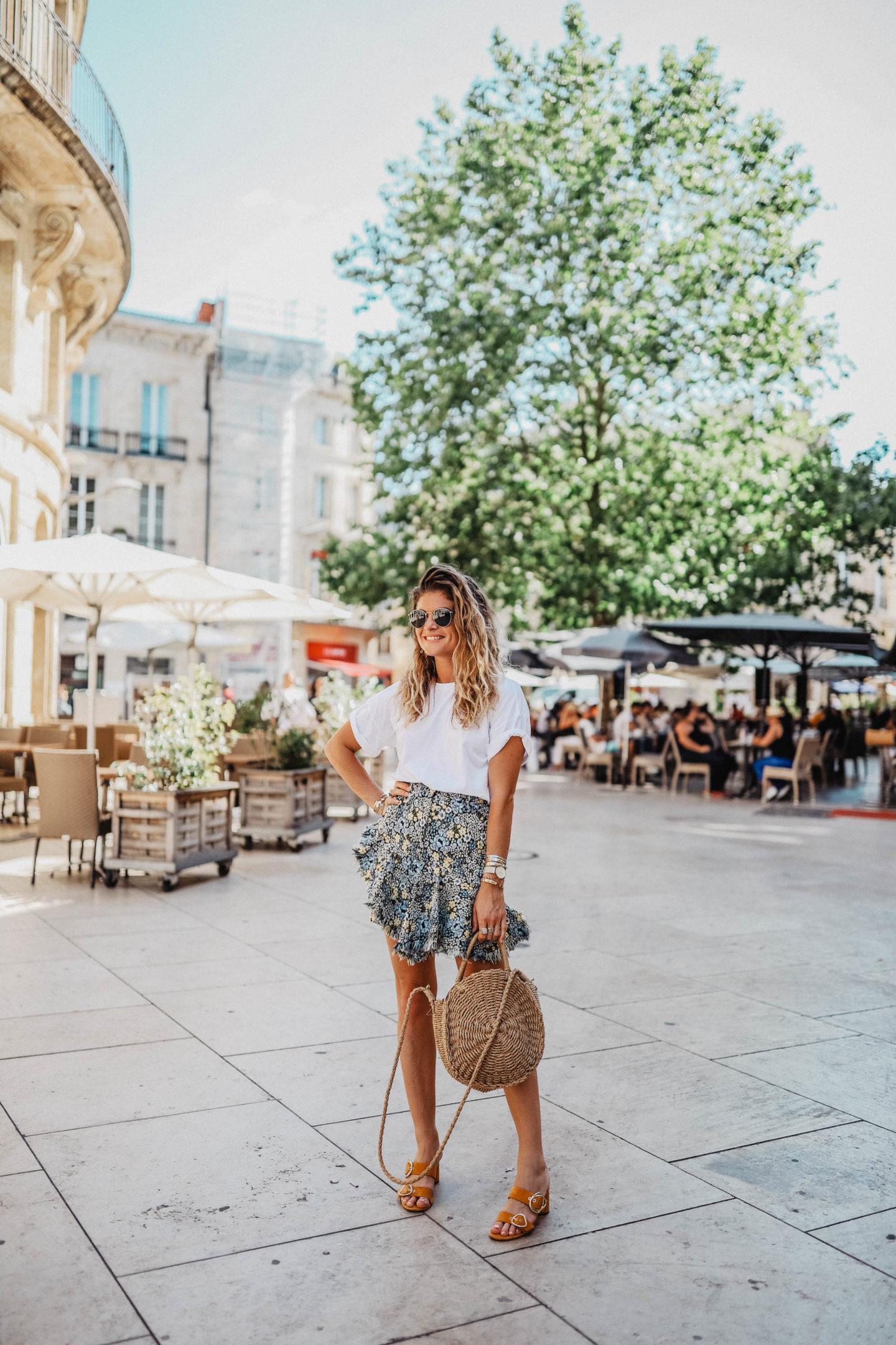 Tenue d'été femmes 2018 marie and mood blog
