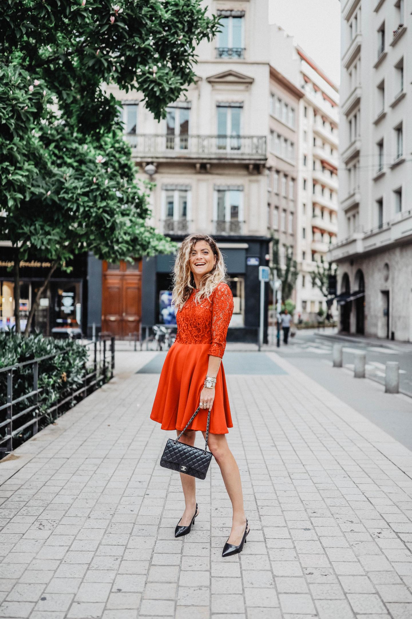Sac Chanel marie and mood blog