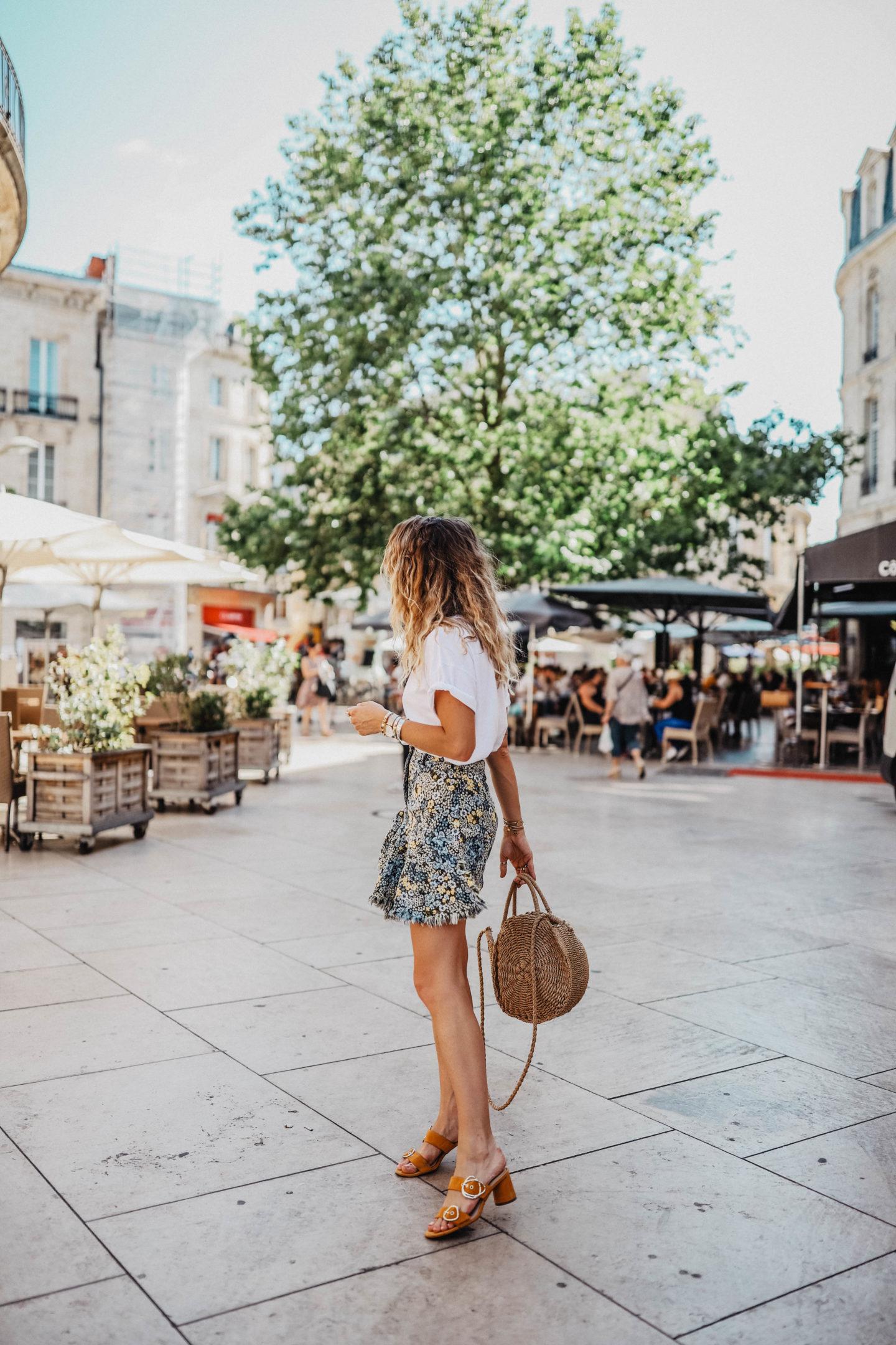 Look pour l'été marieandmood blog mode et lifestyle