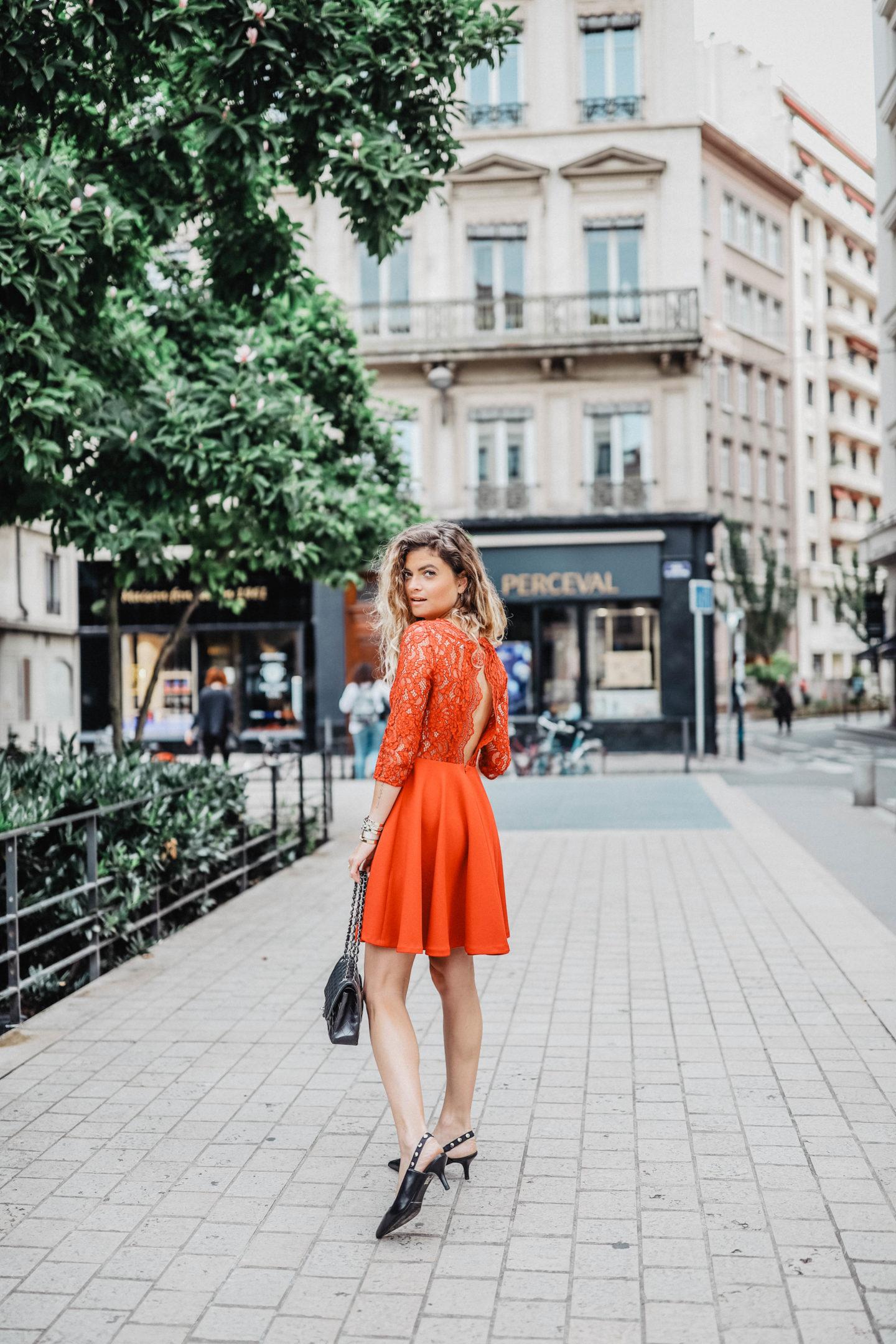 Tenue féminine marie and mood blog mode