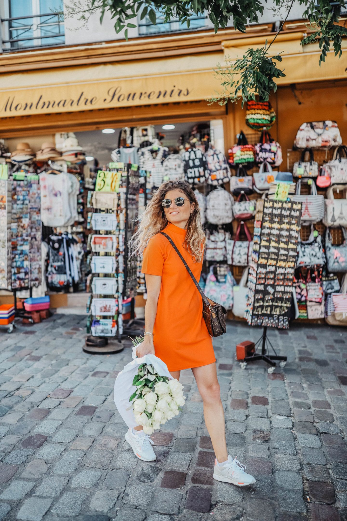 French fashion blogger marie and mood