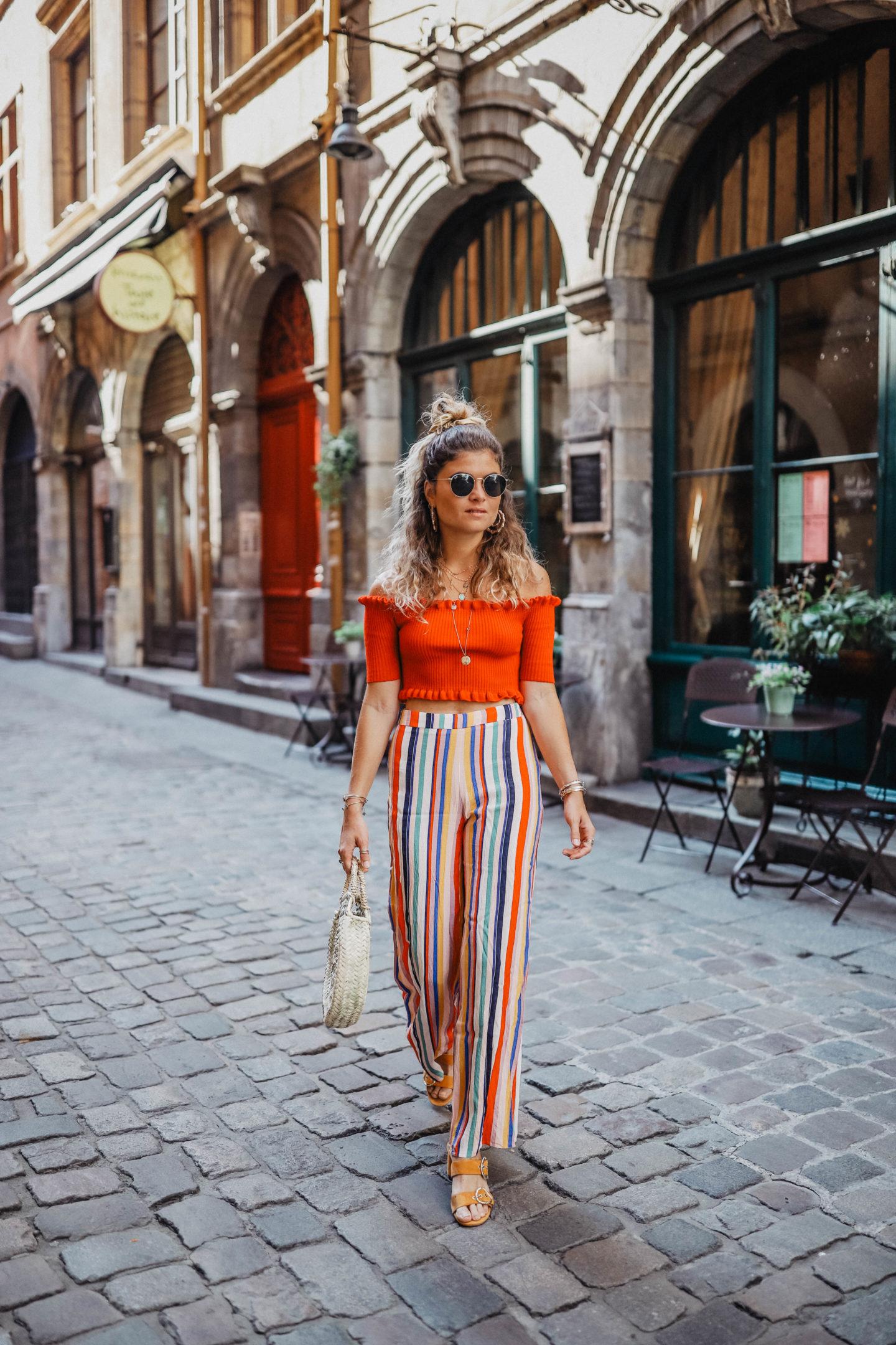 Idée look été 2018 femmes marie and mood blog mode