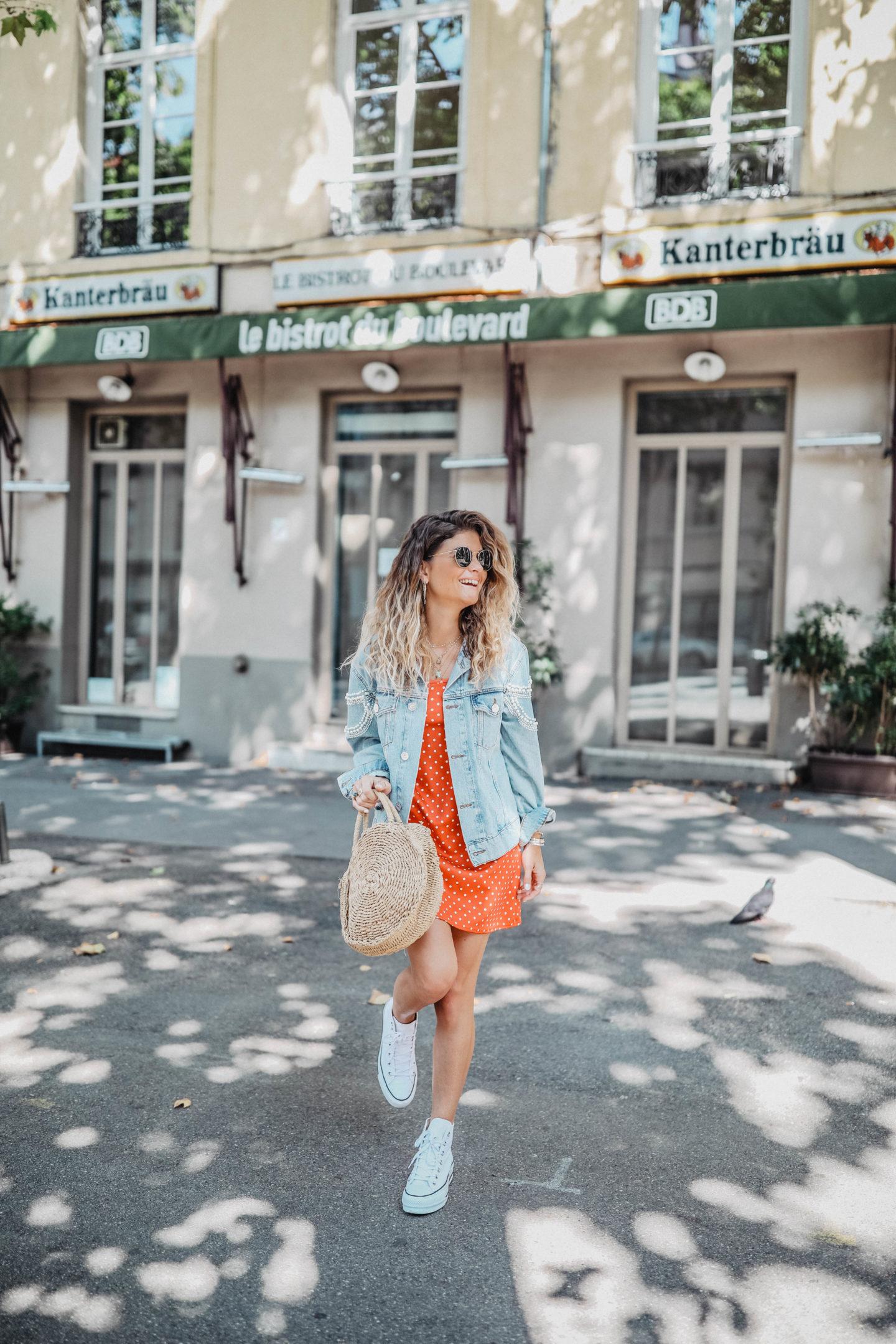 Tenue pour l'été femme marie and mood blog mode