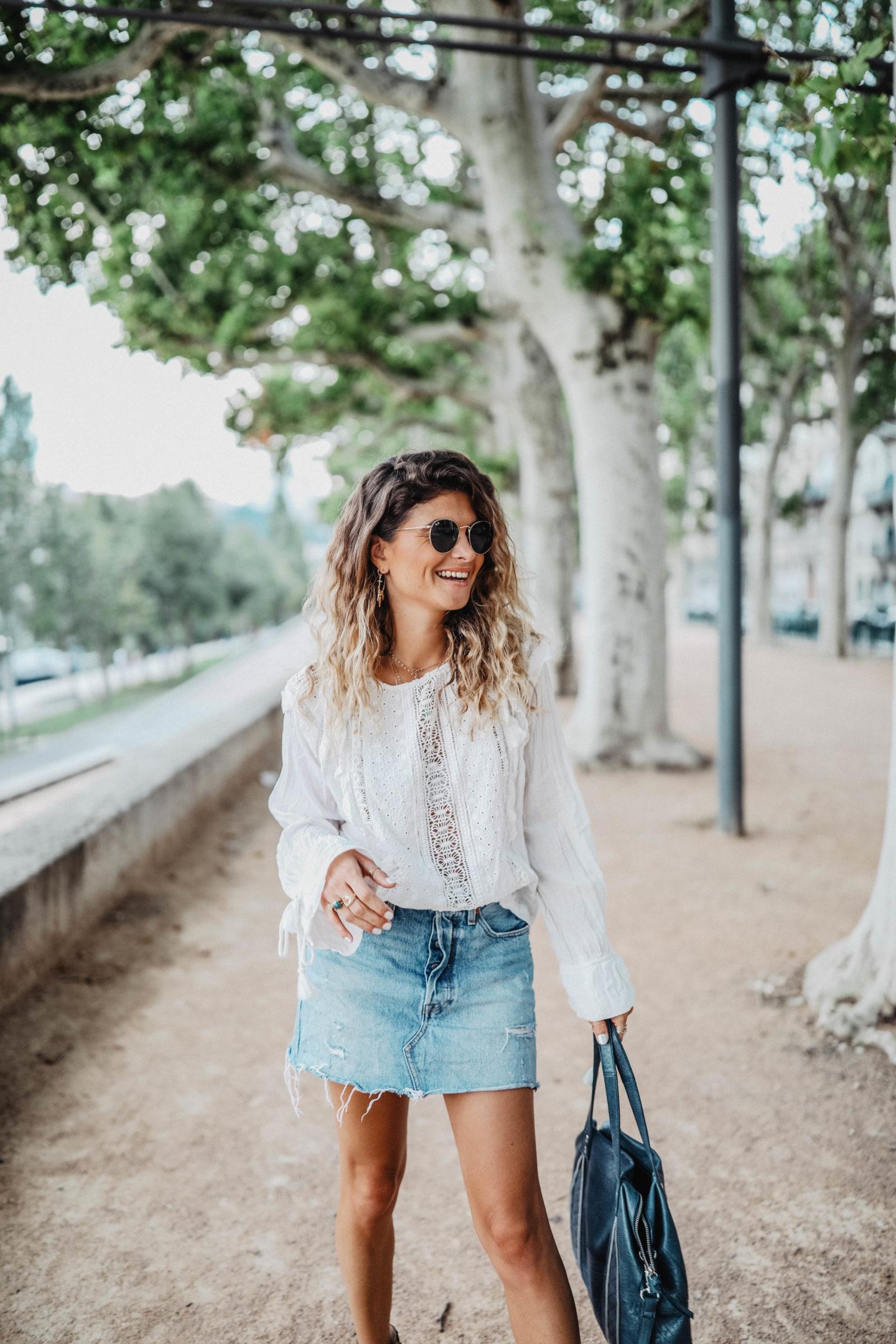 Blogueuse mode et lifestyle marieandmood Lyon