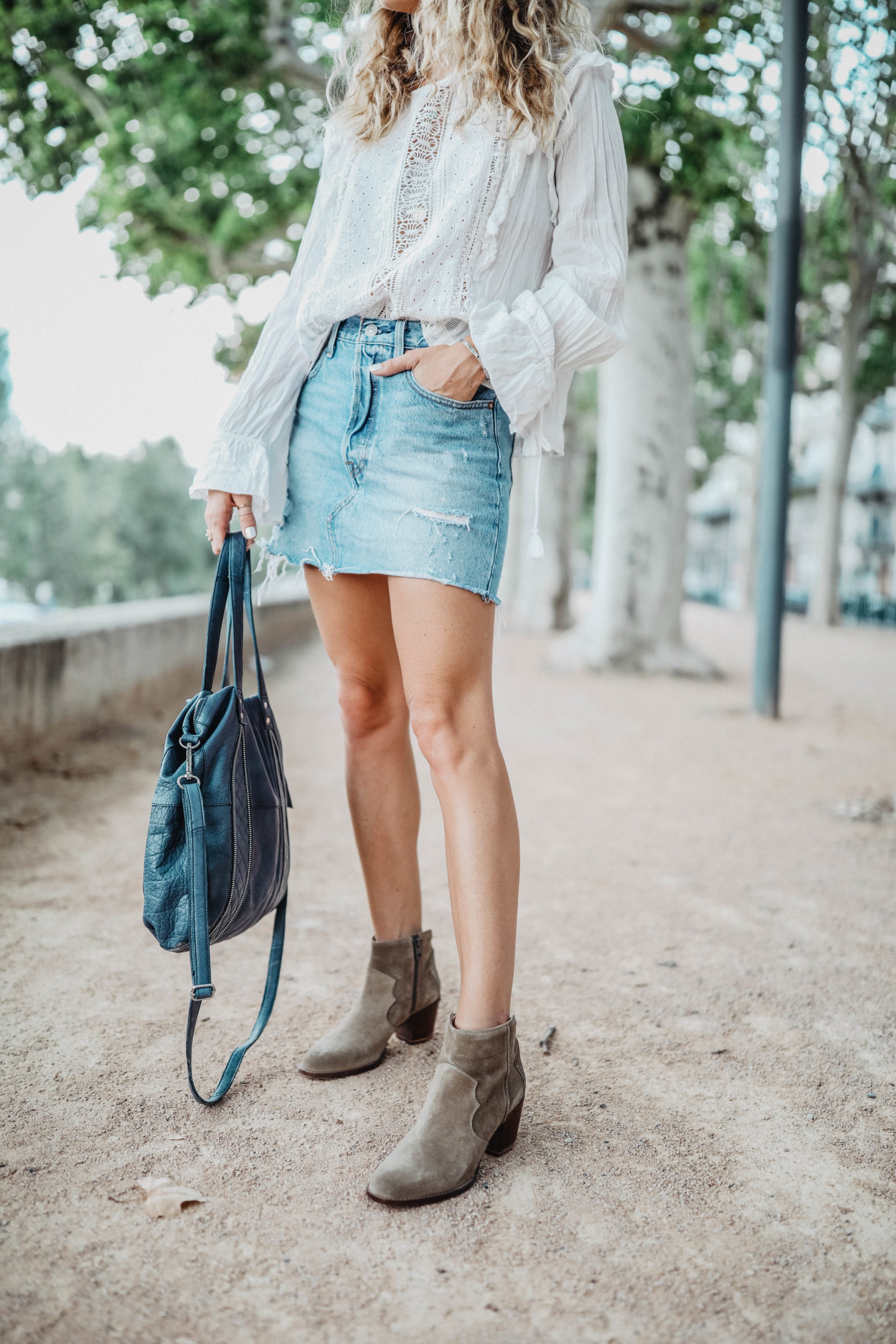 Boots Zadig & Voltaire Marie and Mood blog mode
