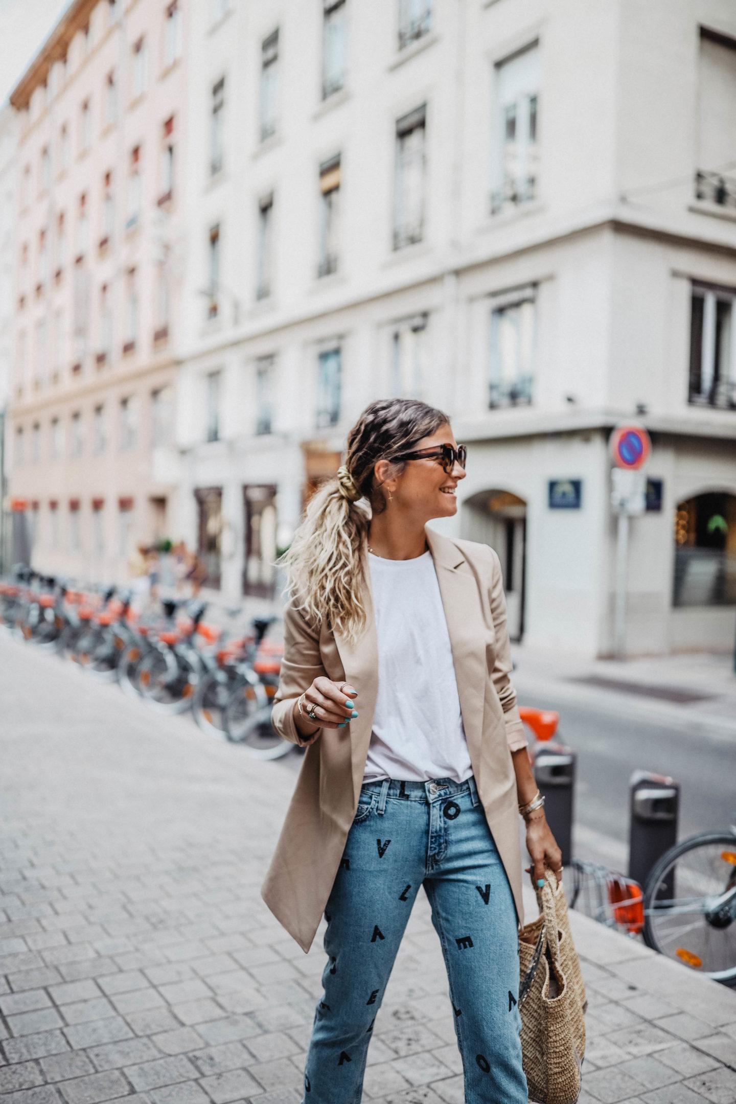Idée de look pour la rentrée marie and mood blog