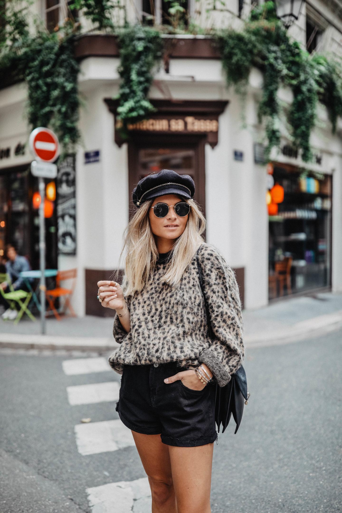Tendance léopard marie and mood blog mode