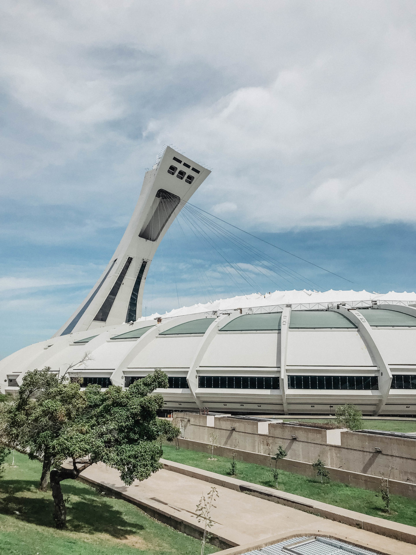 Stade Olympique Montréal marie and mood blog