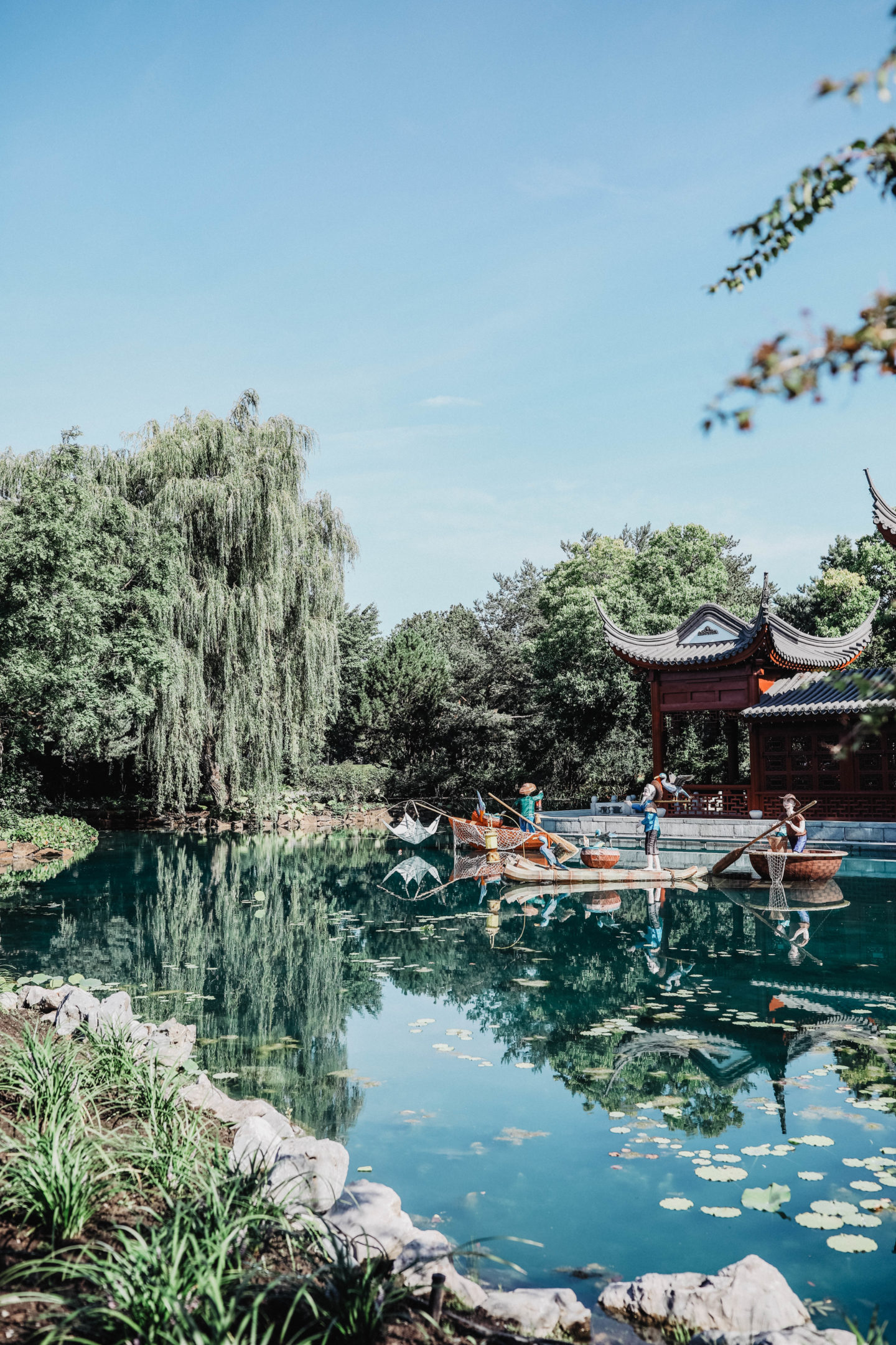 Jardin botanique Montréal marie and mood blog trip