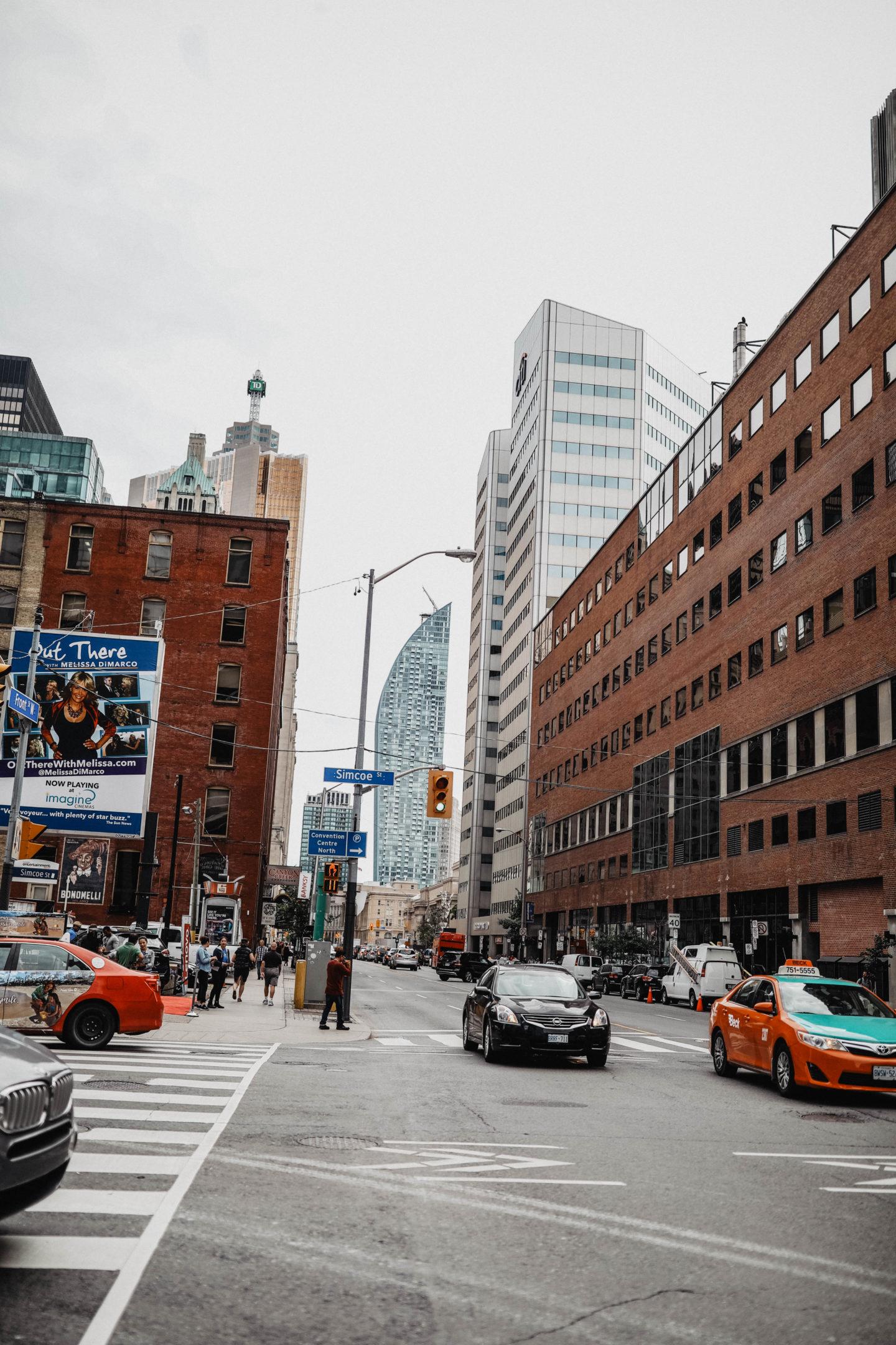 Rues de Toronto