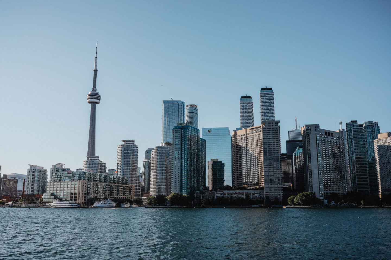 Toronto big city
