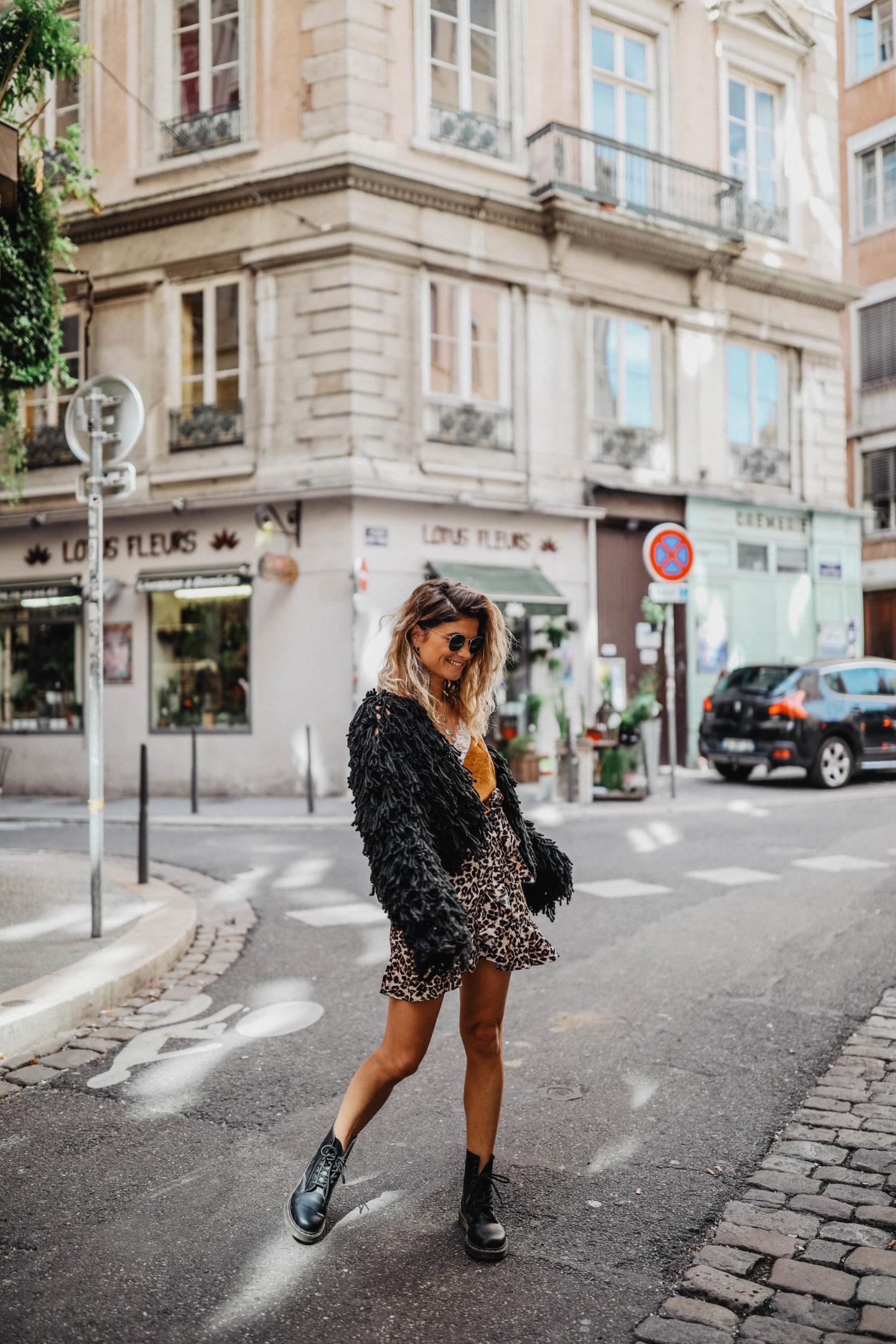 Tenue pour l'automne marie and mood blog