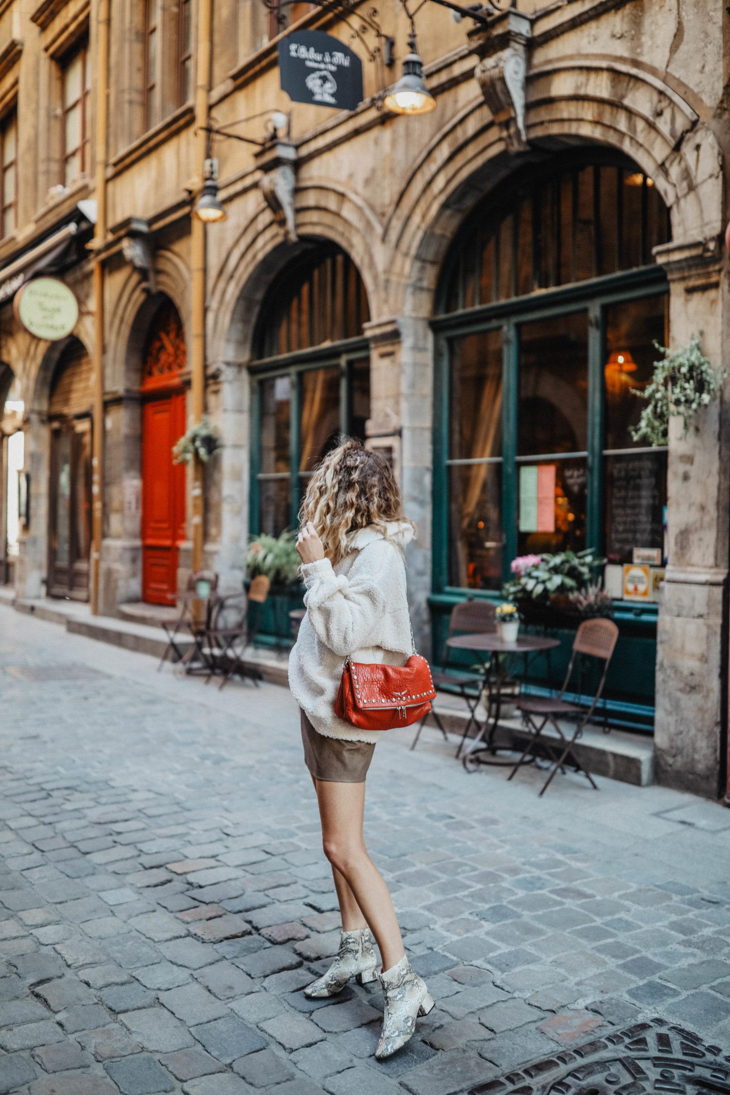 Idée look pour l'automne marie and mood blog mode femme