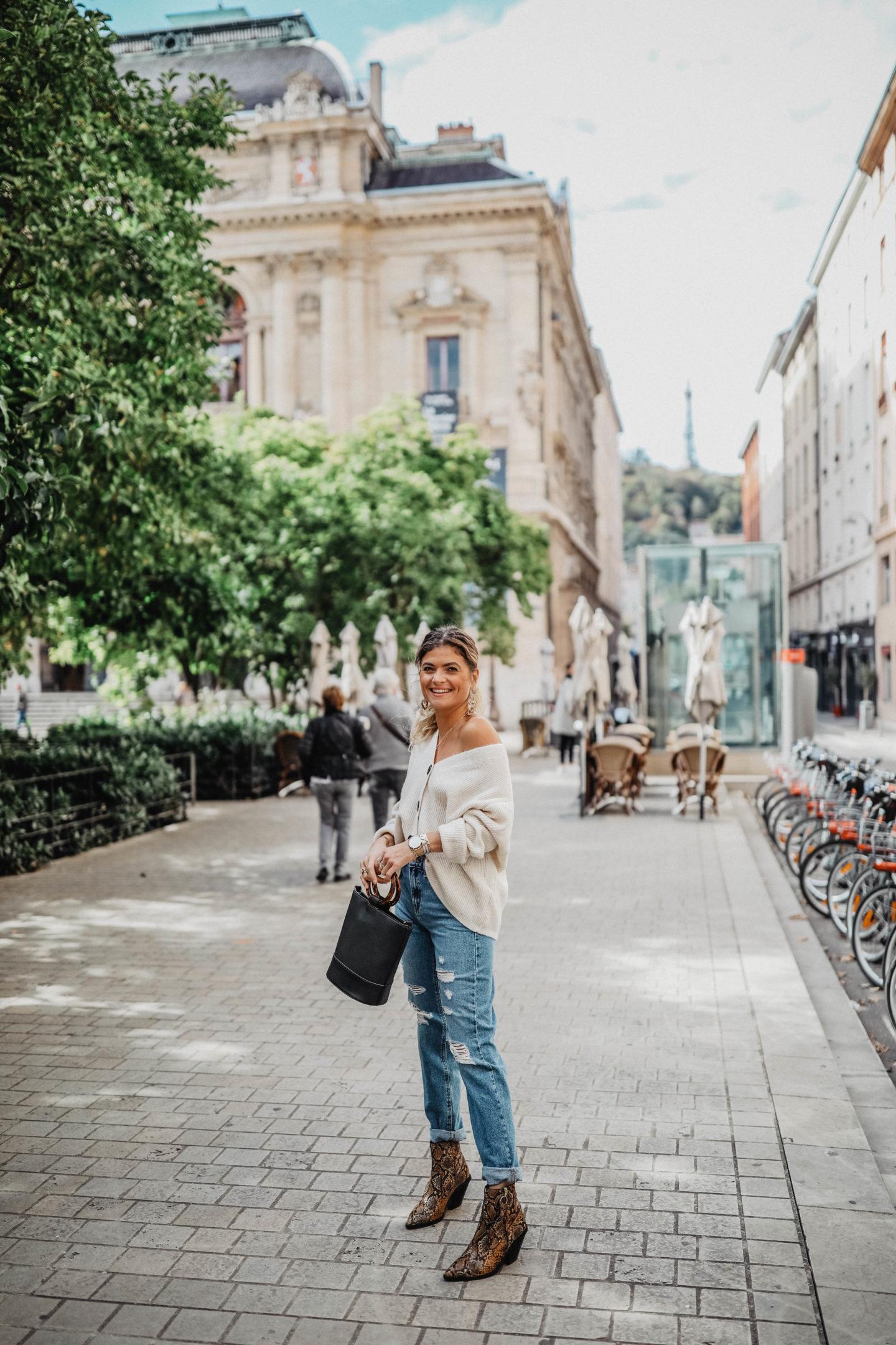 Idée de tenue femme pour l'automne marie and mood blog