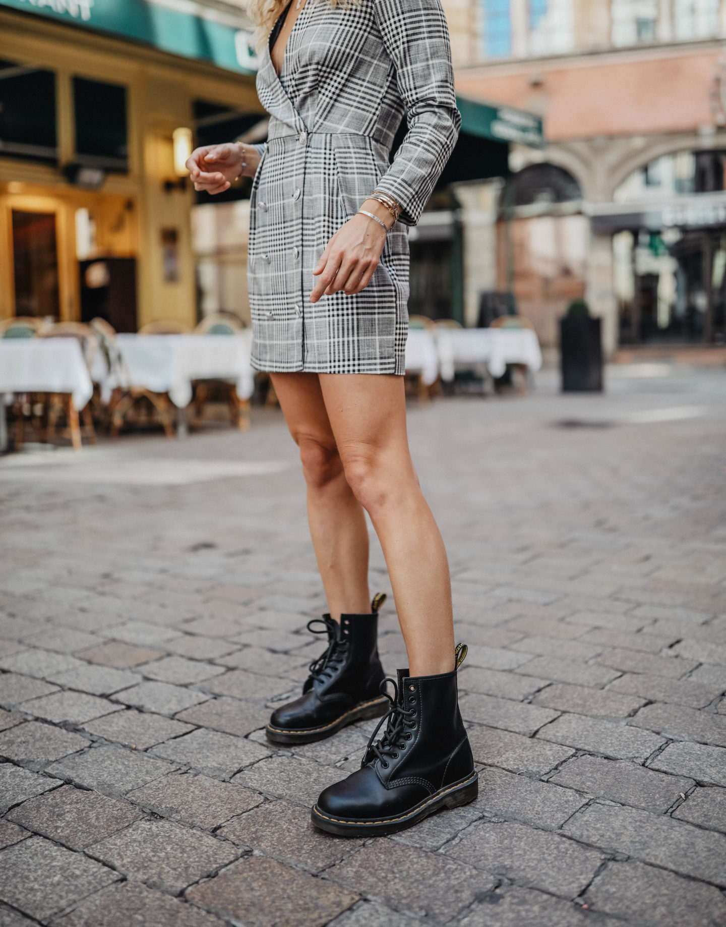 Tendance Dr Martens blog mode marie and mood