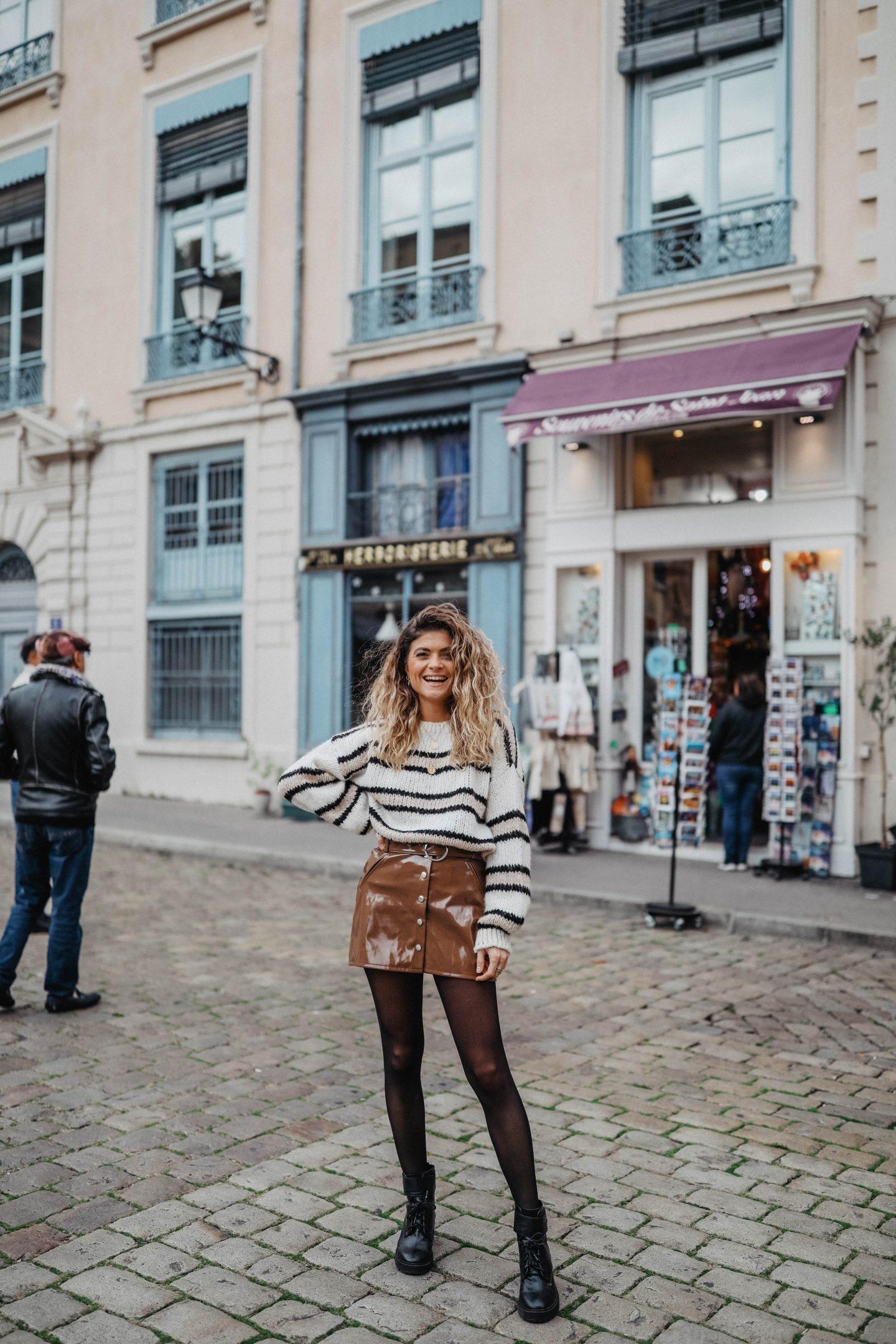 Blogueuse mode marie and mood Lyon
