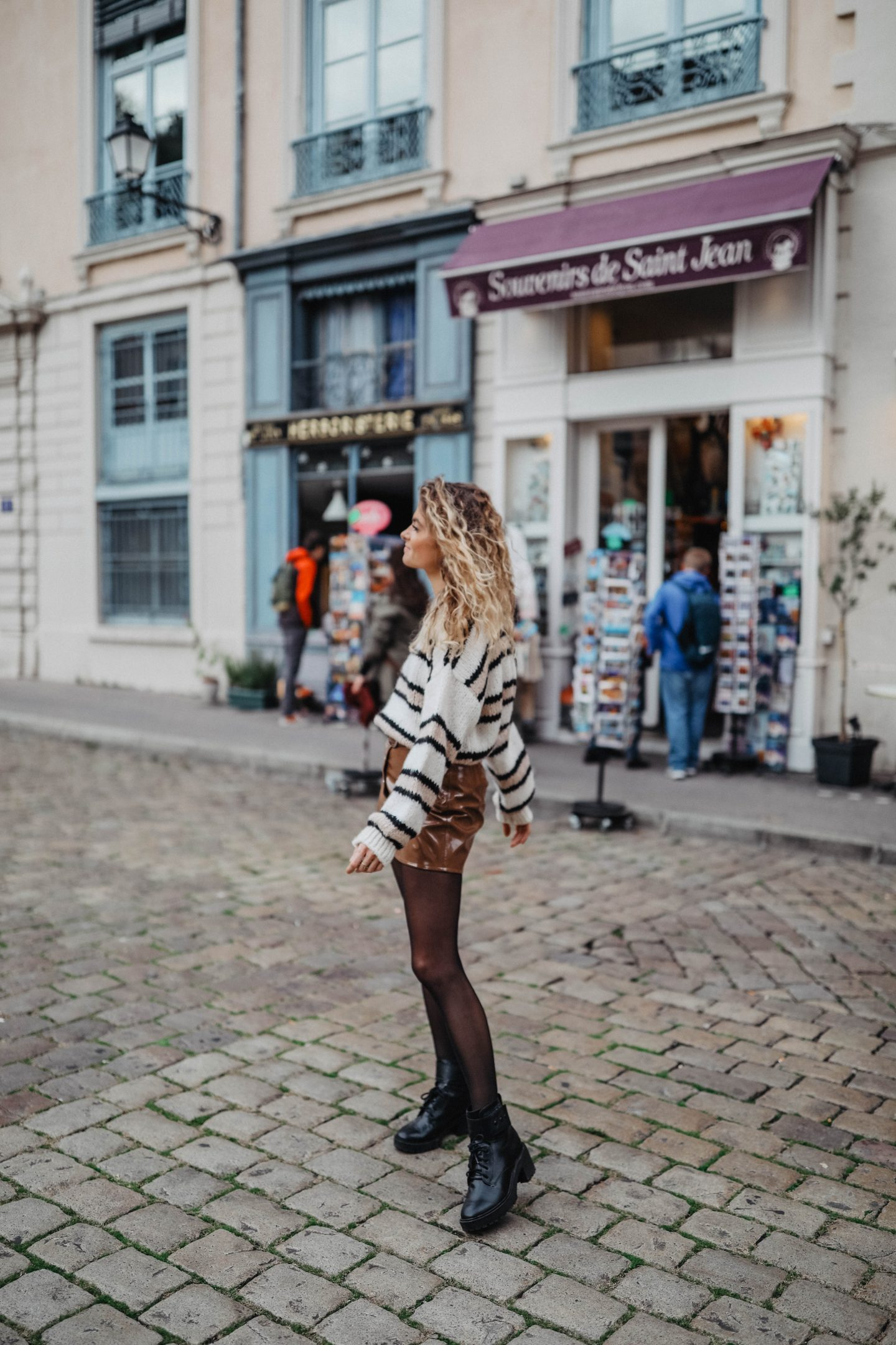 Inspiration look automne marie and mood blog