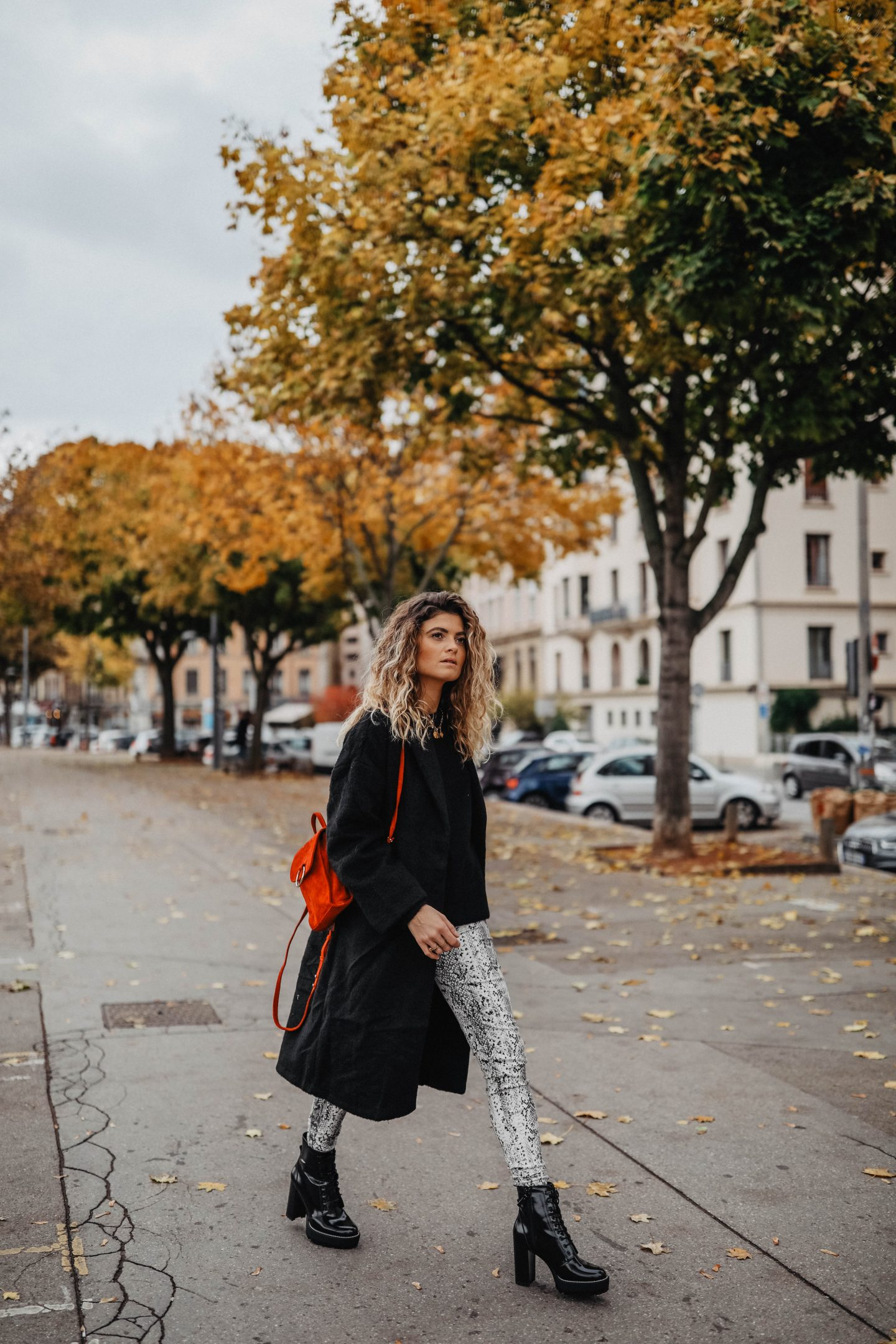 Blogueuse mode marie and mood lyon paris