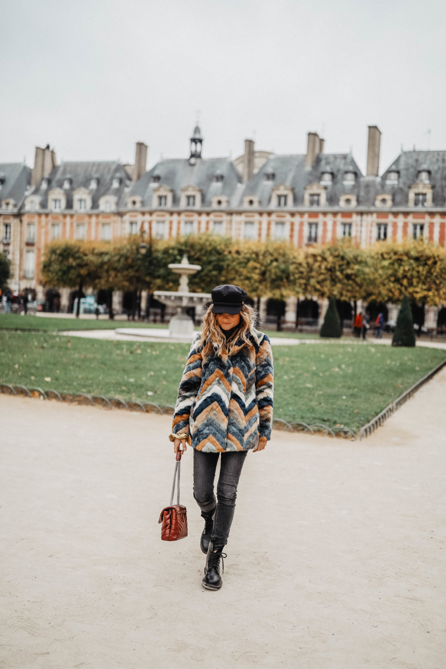 Casquette de marin look automne marie and mood blog