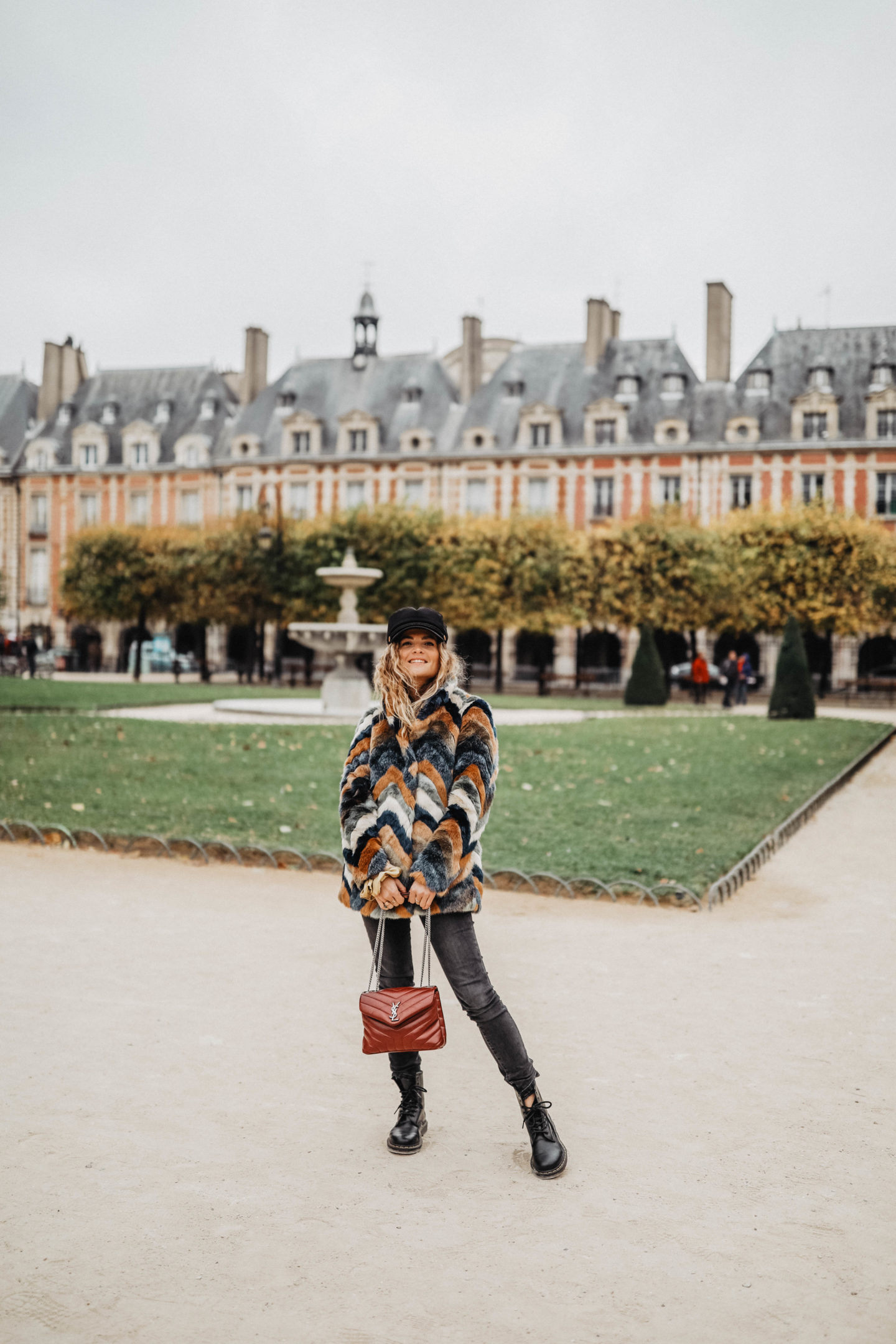 Sac Loulou Yves Saint Laurent marie and mood blog