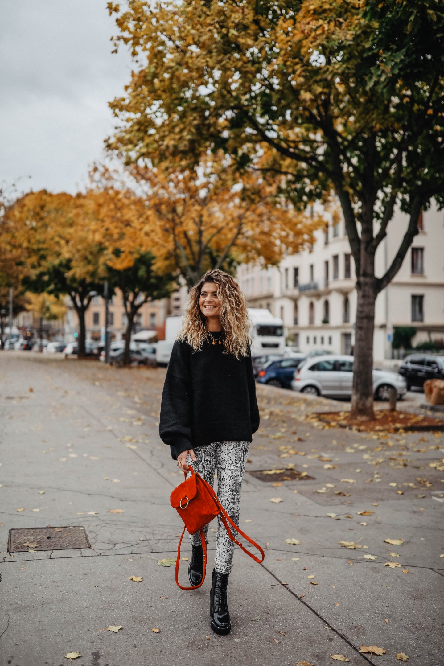 Idée look femme automne marie and mood blog