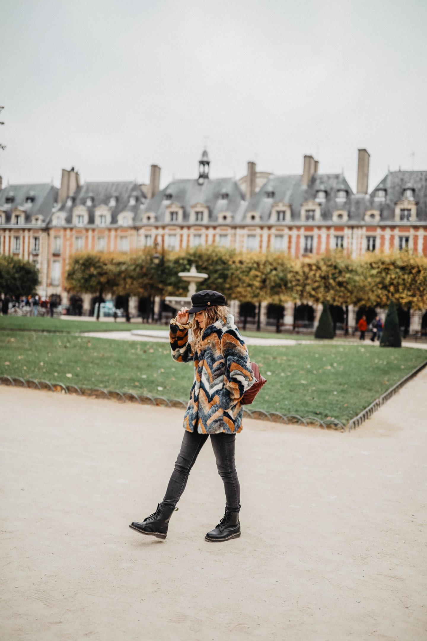 Idée look pour l'automne femme marie and mood  blog